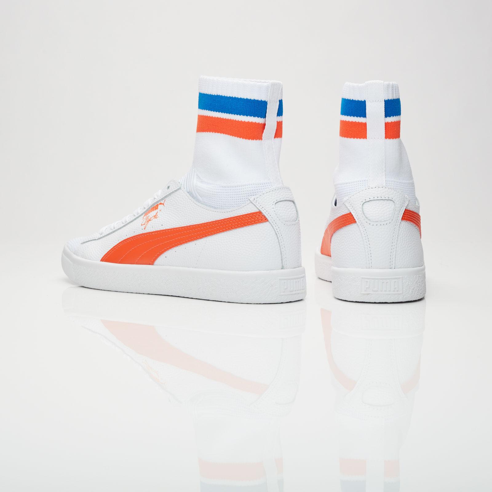 Puma Clyde Sock NYC - 364948-04 - Sneakersnstuff  36d8122ad