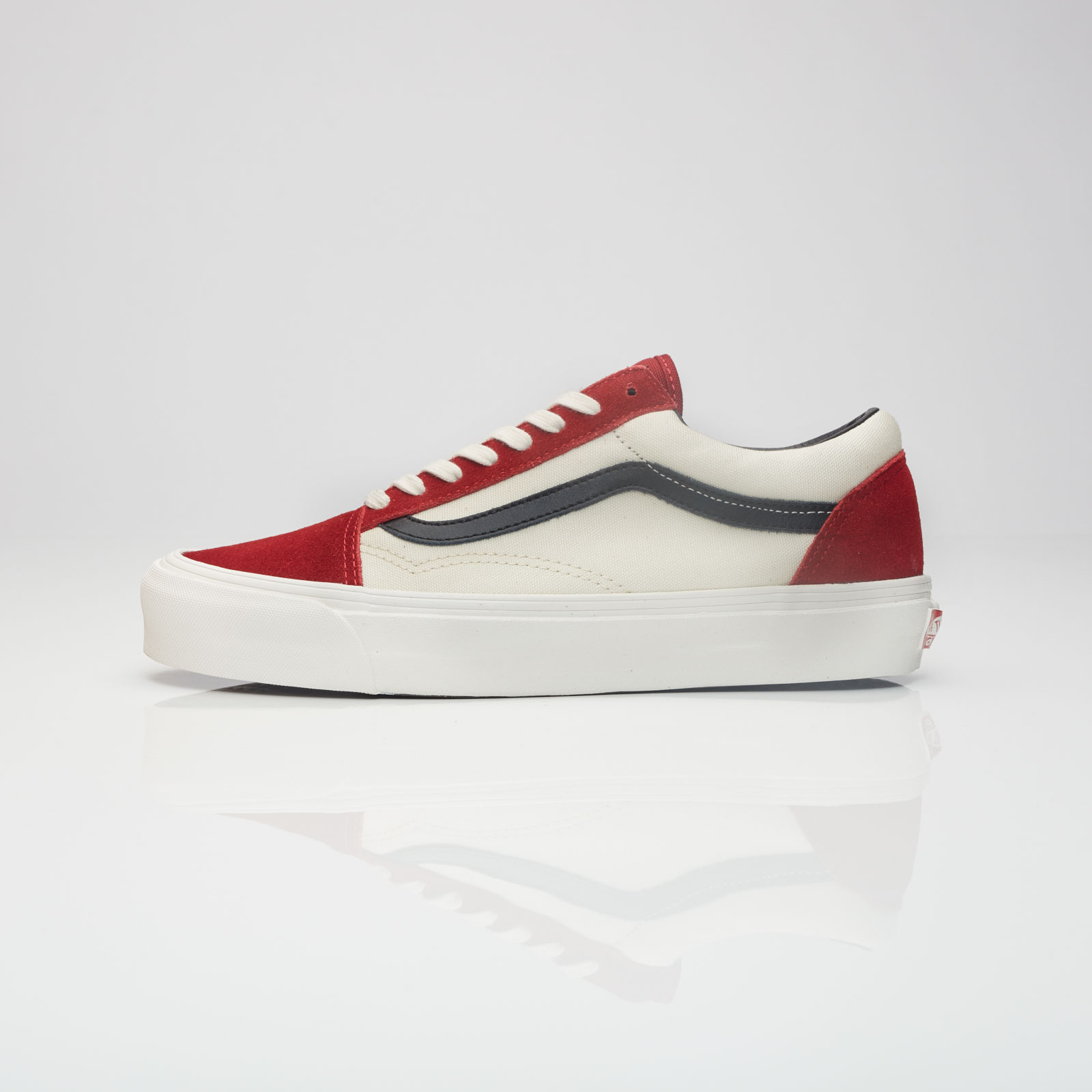 vans og old skool red