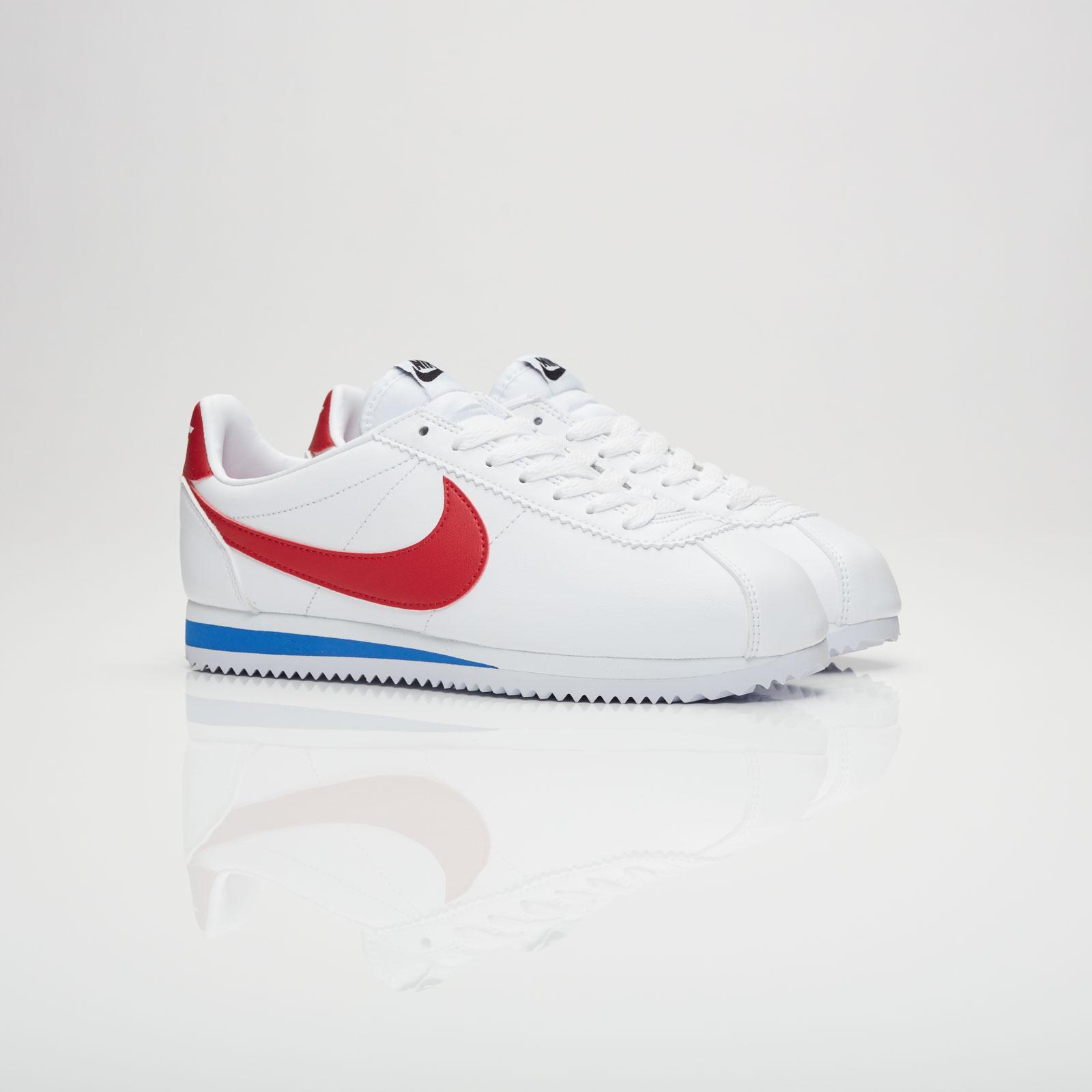 online retailer 0d4d4 7e7c5 Nike Sportswear Wmns Classic Cortez Leather