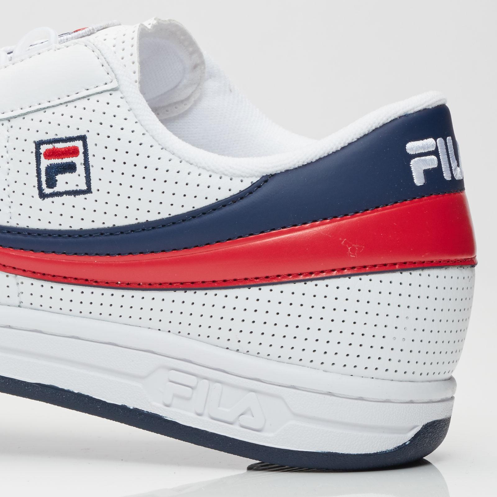 68670f37f0a4ff Fila Tennis Original Perf - 1vt13607-150 - Sneakersnstuff | sneakers ...