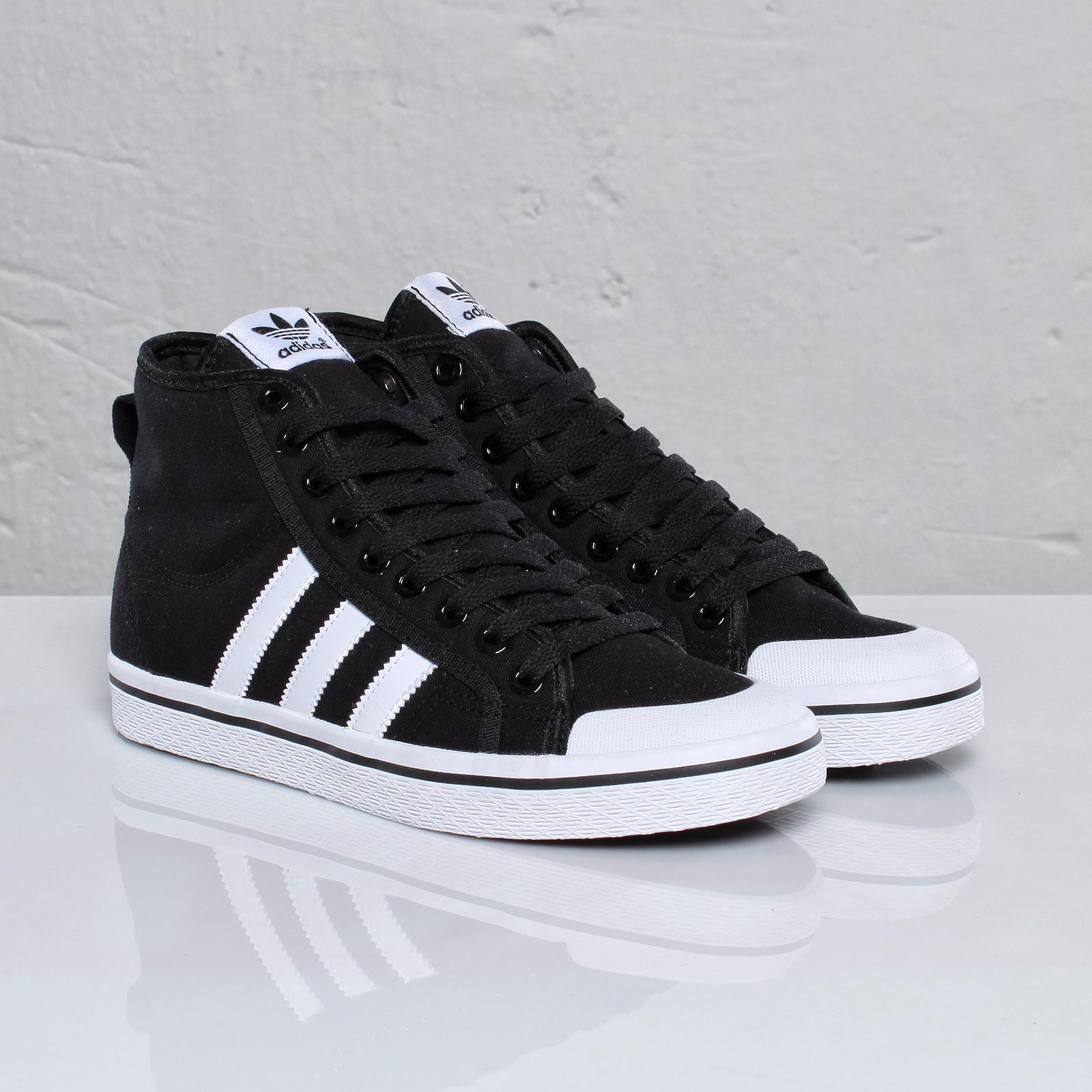 adidas Honey Stripes Mid W 100106 Sneakersnstuff I
