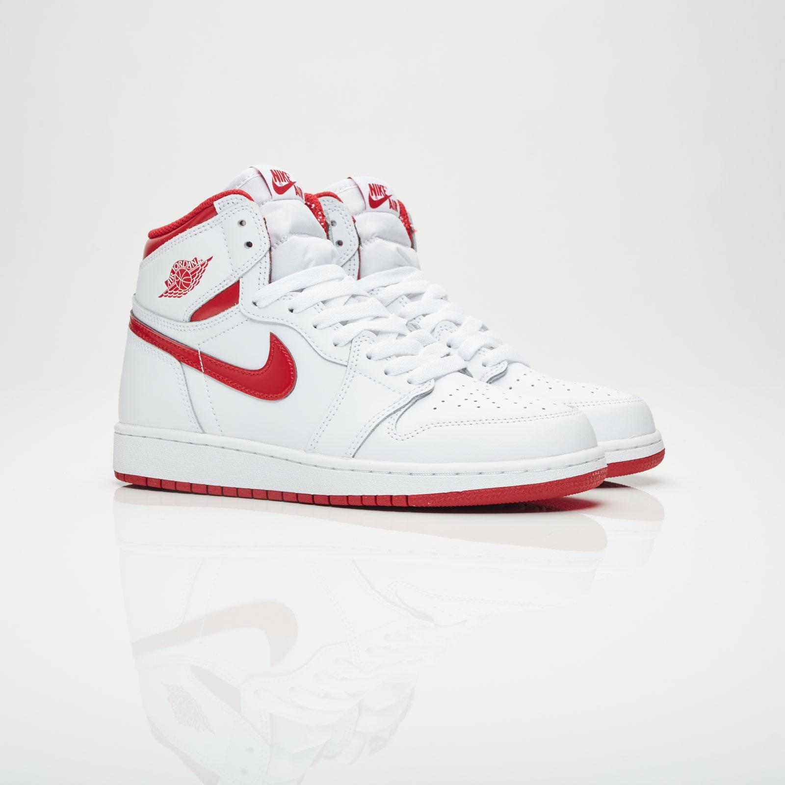 sale retailer 1e815 df1c8 Jordan Brand Air Jordan 1 Retro High OG (GS)