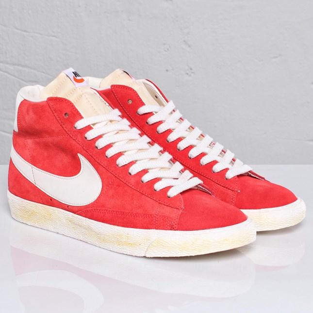 Nike Blazer Hi Suede (VNTG)