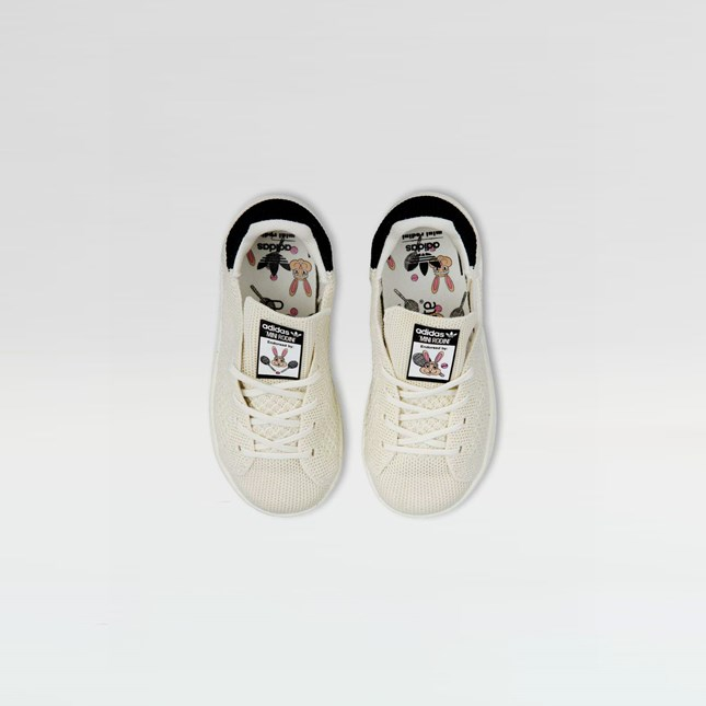 adidas Originals Stan Smith Pk Mini Rodini Infants