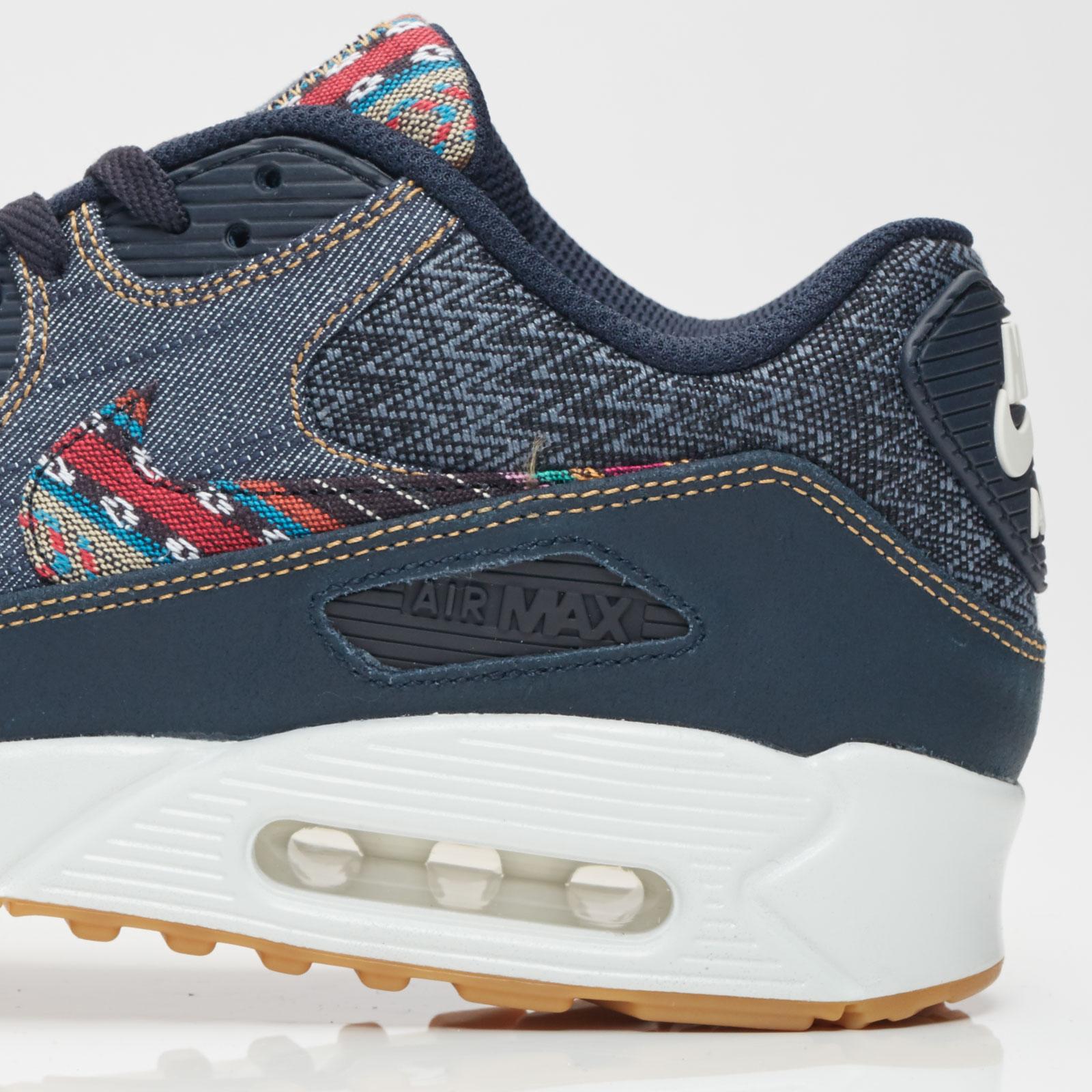 Nike Air Max 90 Premium 700155 402 Sneakersnstuff