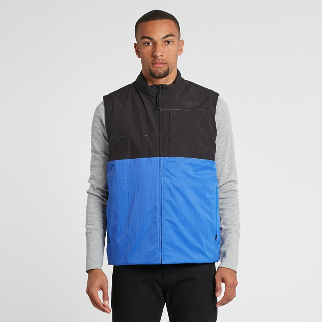 The North Face Windstopper Denali Vest Light