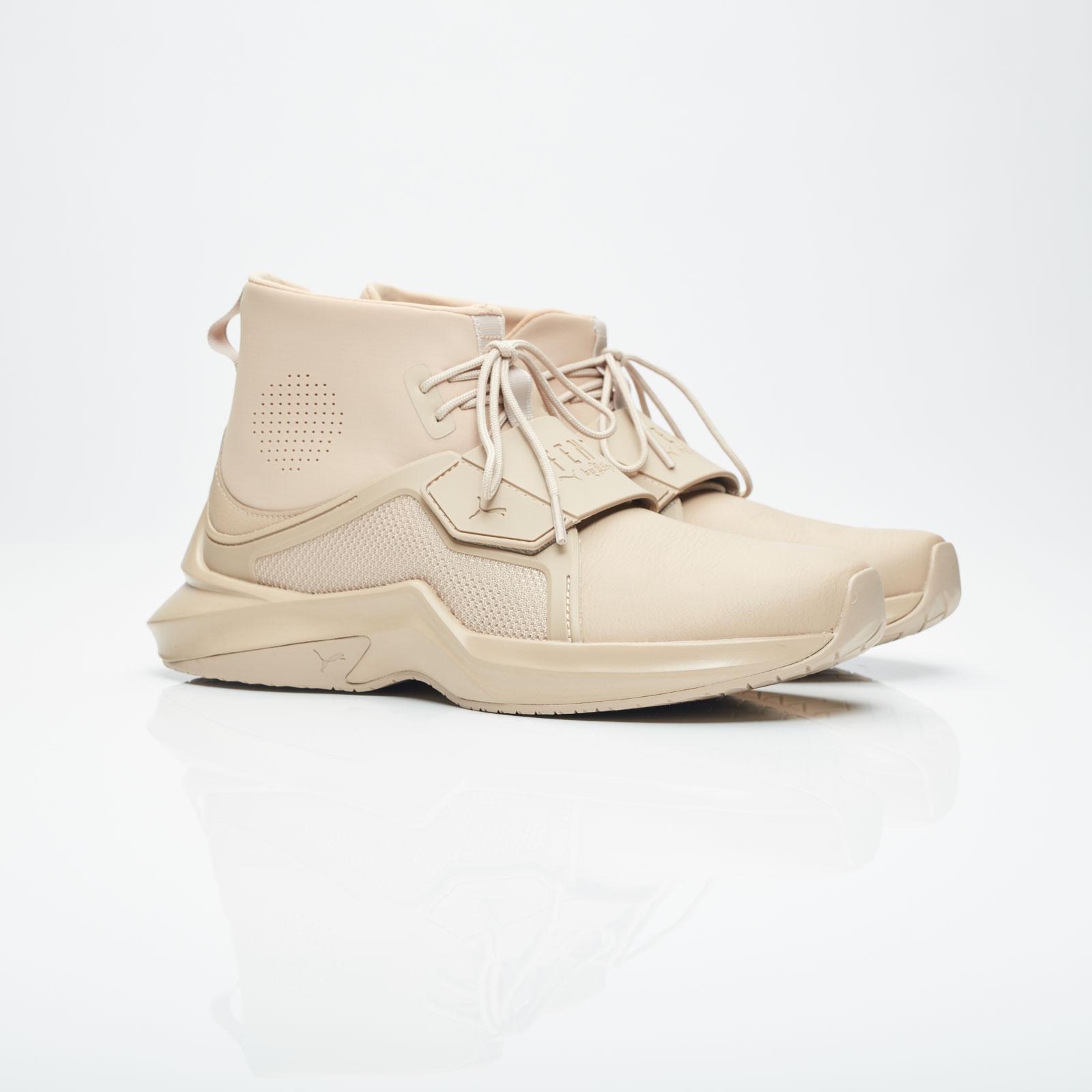 Puma Fenty Hi Leather Wns - 190398-03 - Sneakersnstuff  5cf607eb3a6cf