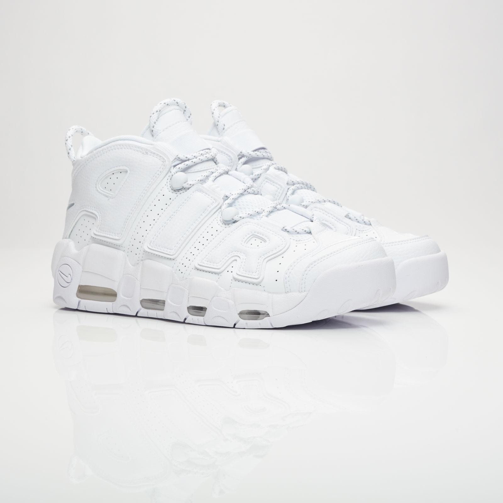 Nike Air More Uptempo ´96 | Blanc | Baskets | 921948 100