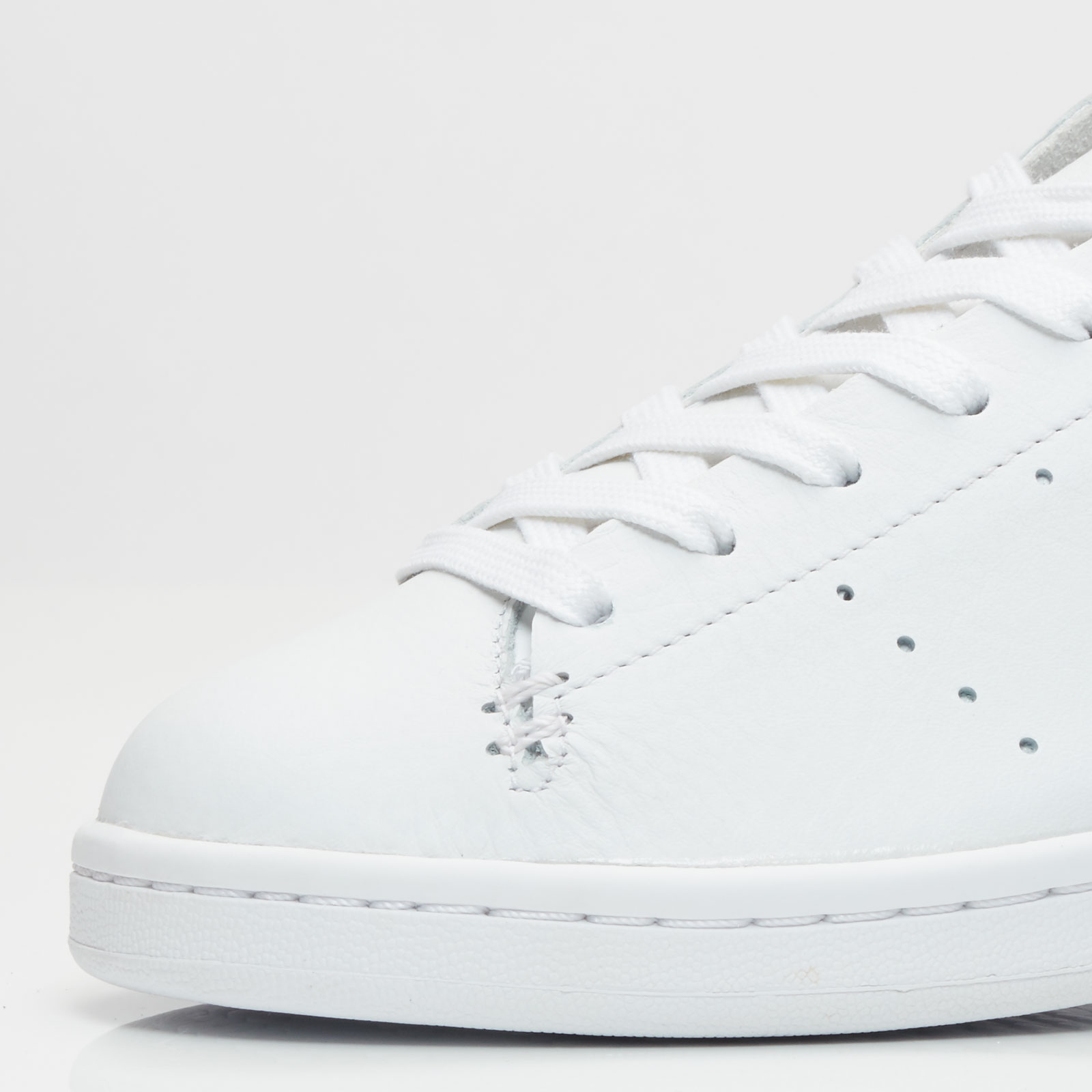 adidas Stan Smith Lea Sock (White) BZ0230
