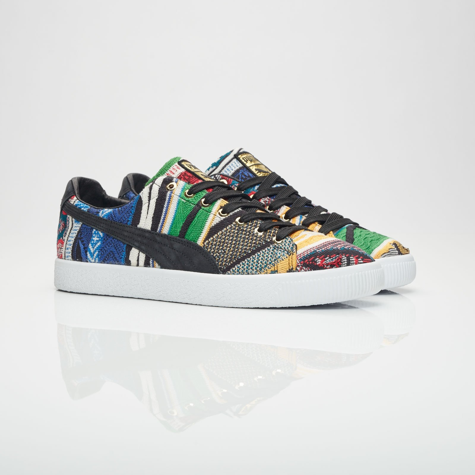 quality design 8d466 37324 Puma Clyde Coogi - 364907-01 - Sneakersnstuff | sneakers ...
