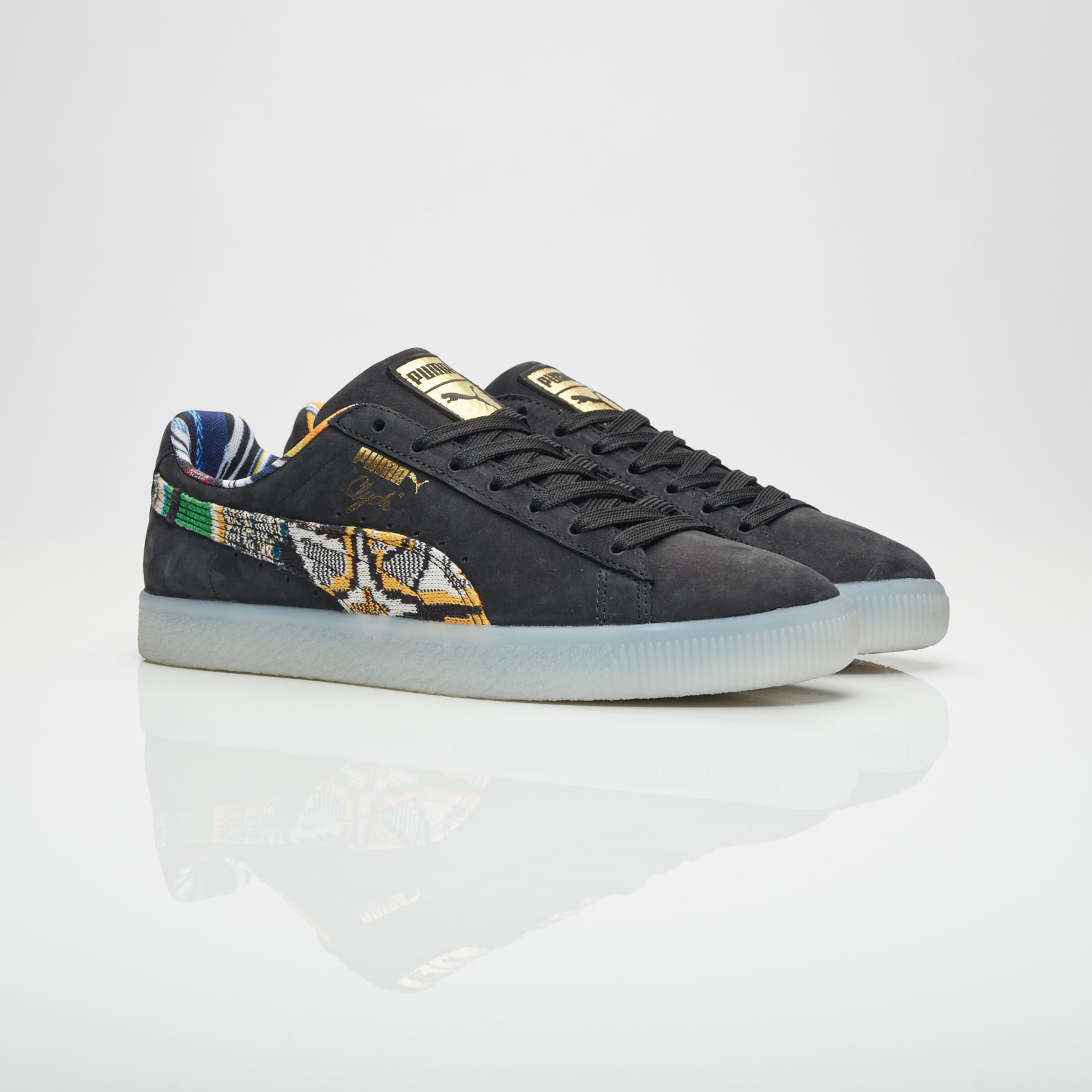 official photos 6adec c586f Puma Clyde Coogi FS - 364908-01 - Sneakersnstuff | sneakers ...