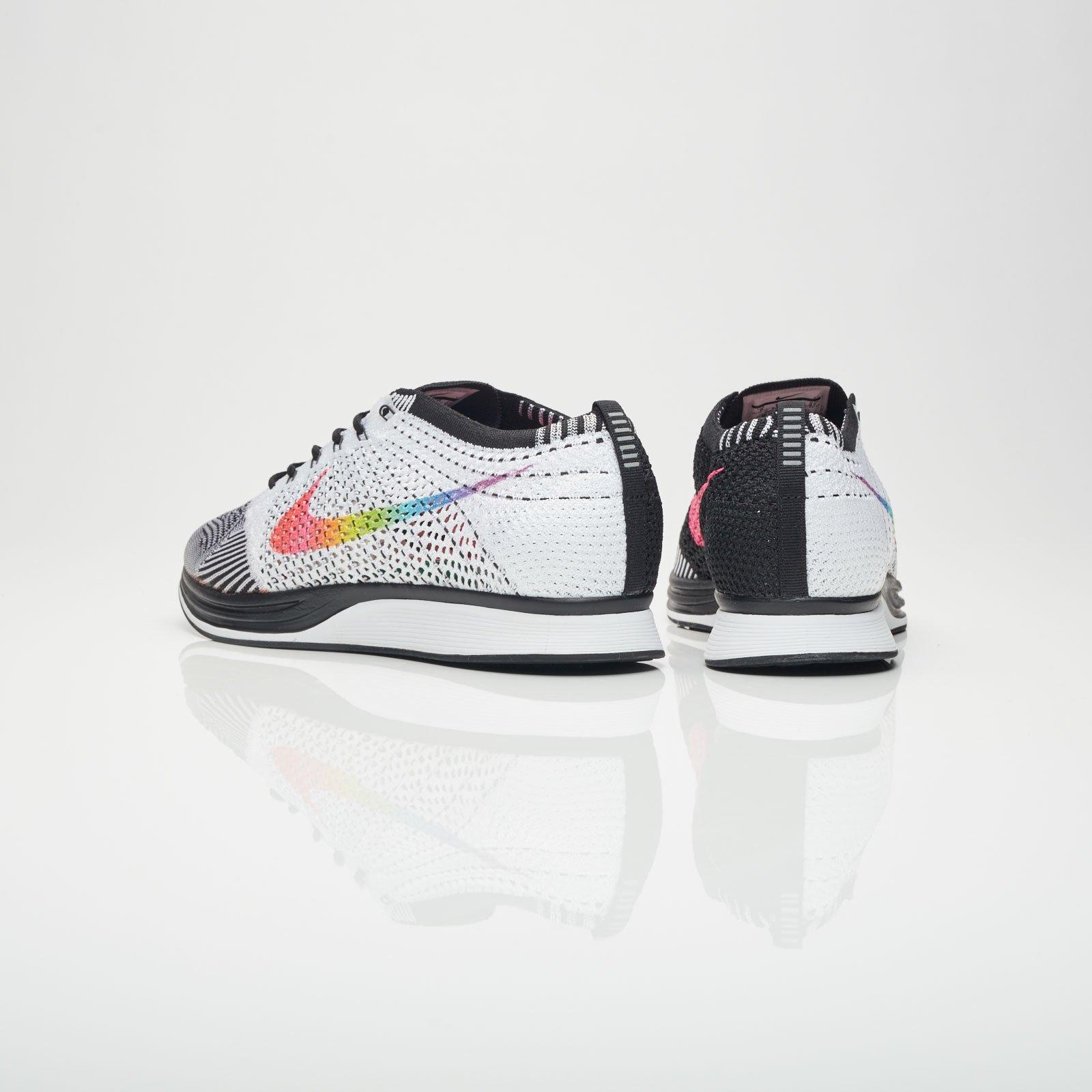 18c38e1aba996 Nike Flyknit Racer BETRUE - 902366-100 - Sneakersnstuff