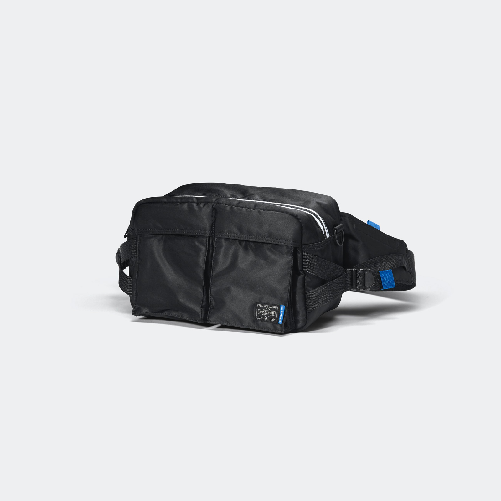 058e067139 adidas 2Way Waist/Shoulder Bag x PORTER - Ci5716 - Sneakersnstuff ...