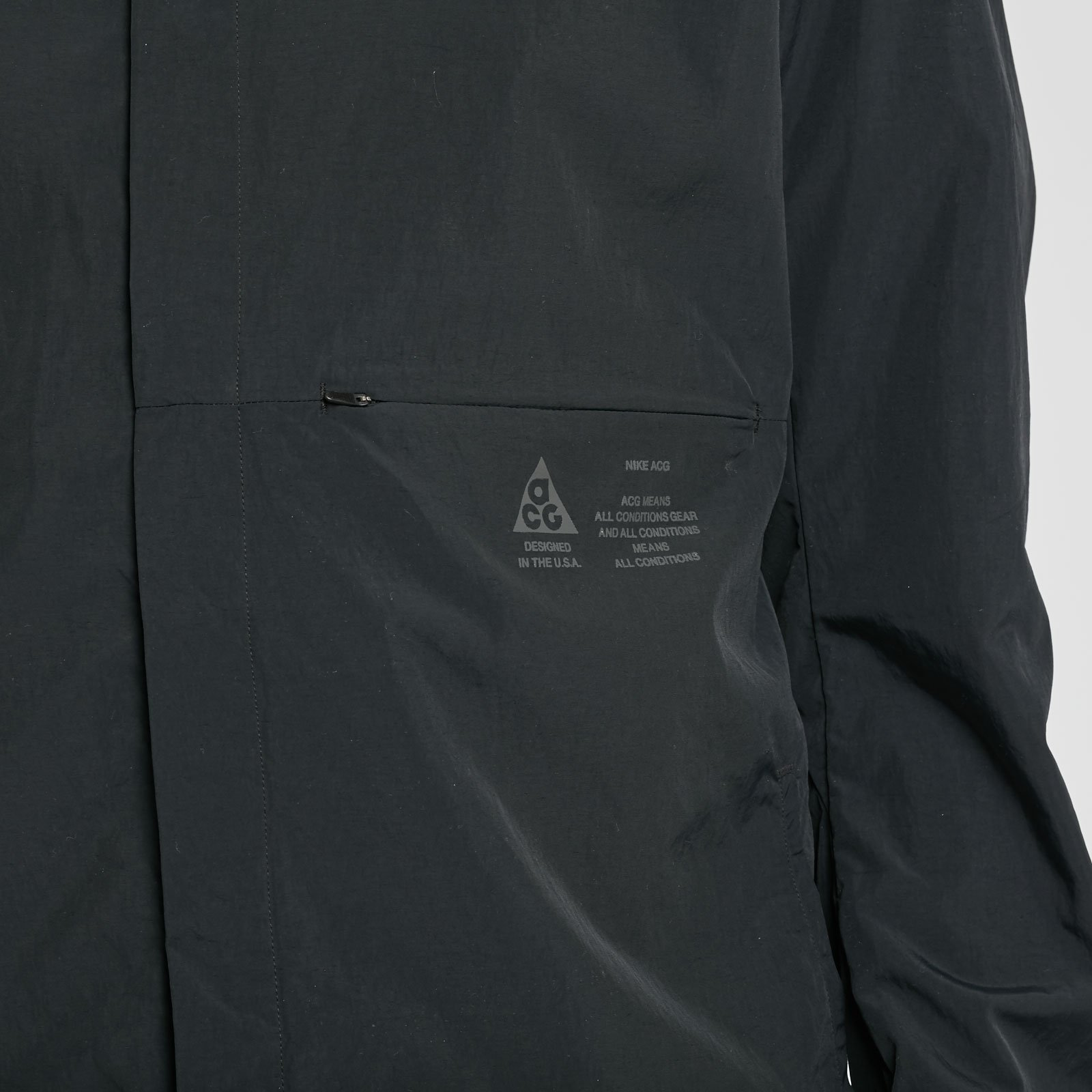 a7c1915bd2dc Nike ACG Shirt Jacket - 880977-010 - Sneakersnstuff