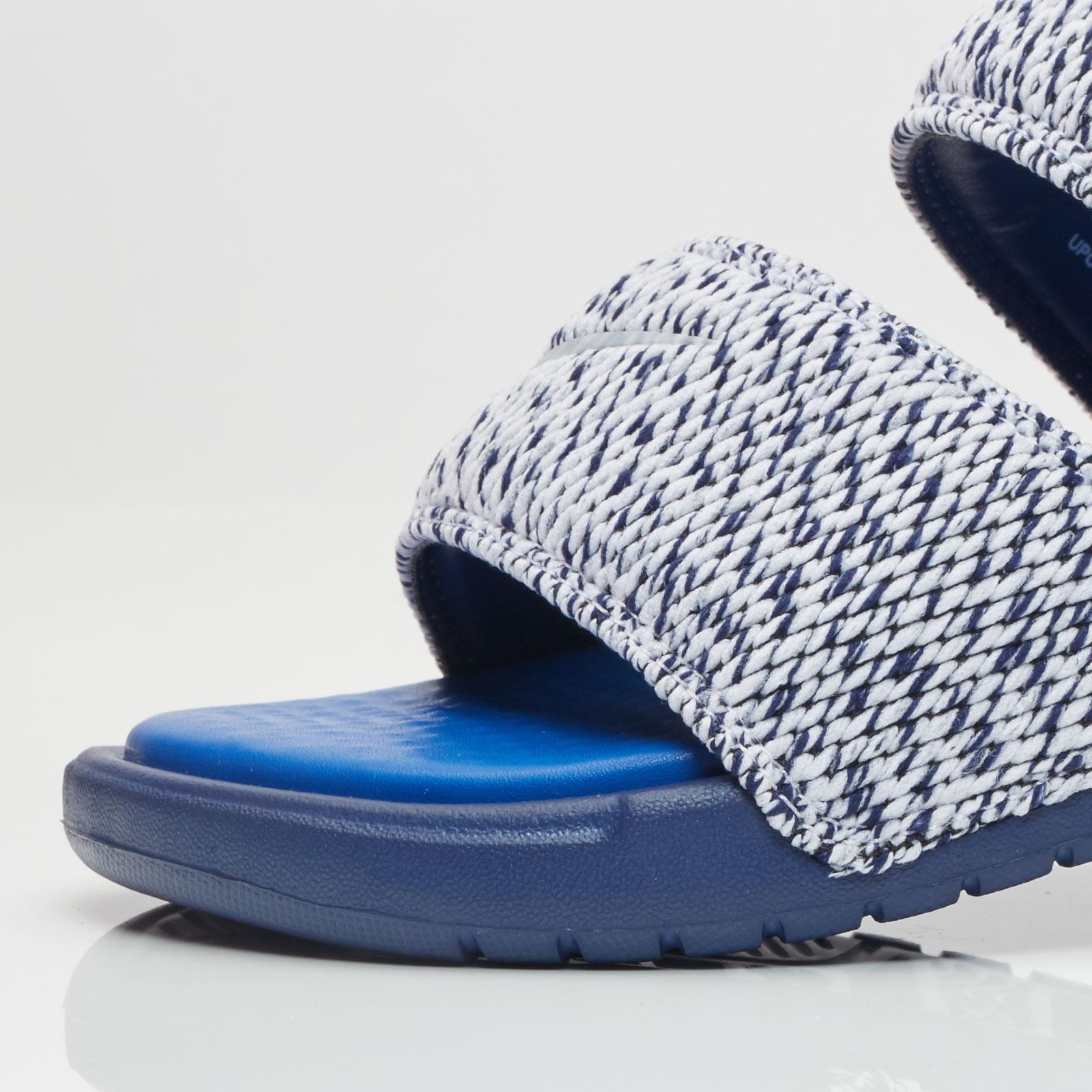 d03423ac3b432c Nike Benassi Duo Ultra Slide   Pigalle - 902783-400 - Sneakersnstuff ...