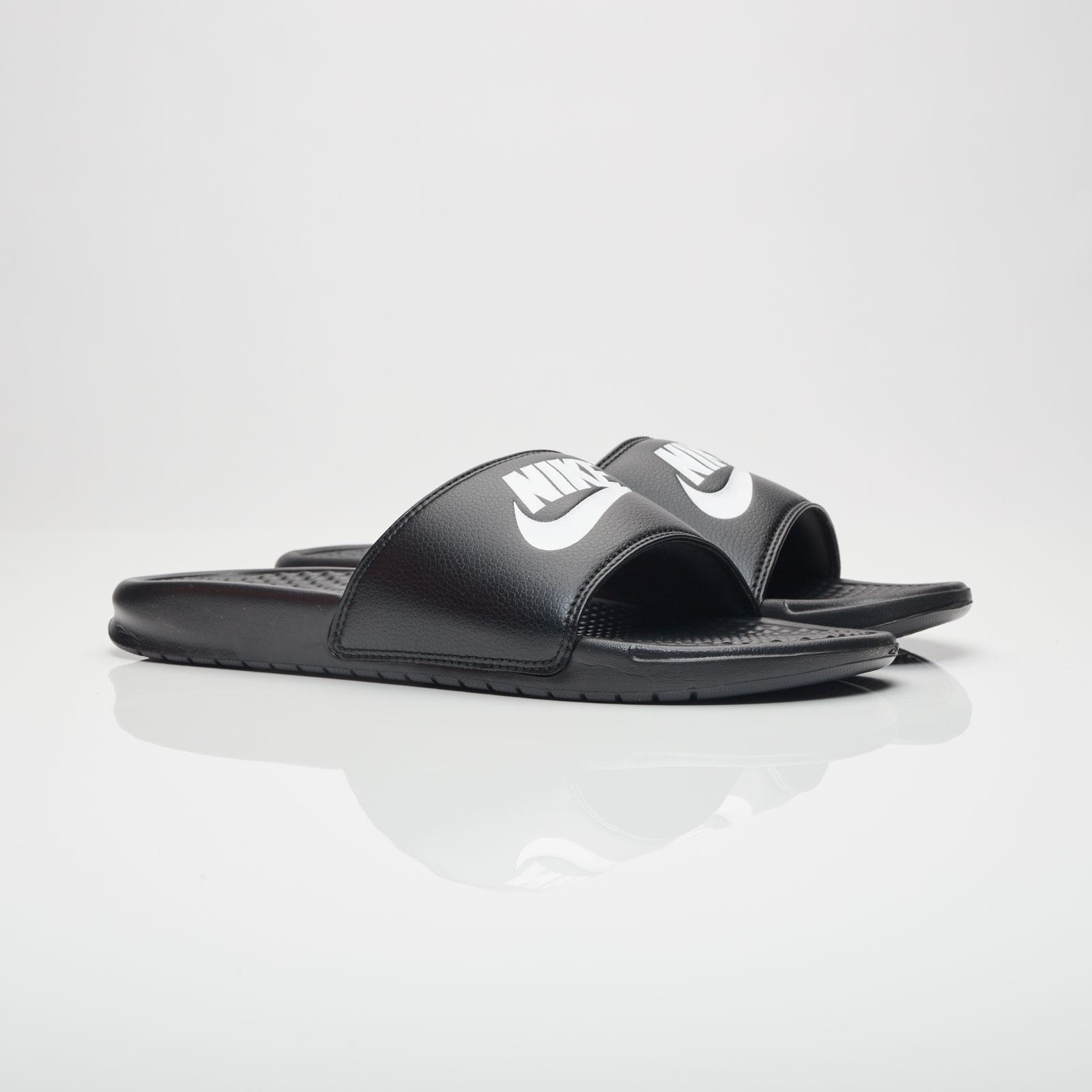 f1c8f08e4770a Nike Benassi JDI - 343880-090 - Sneakersnstuff
