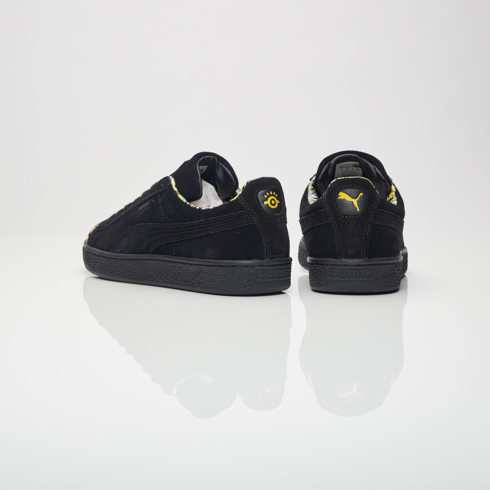 Puma X Minions Suede 365668 01 Sneakersnstuff | sneakers