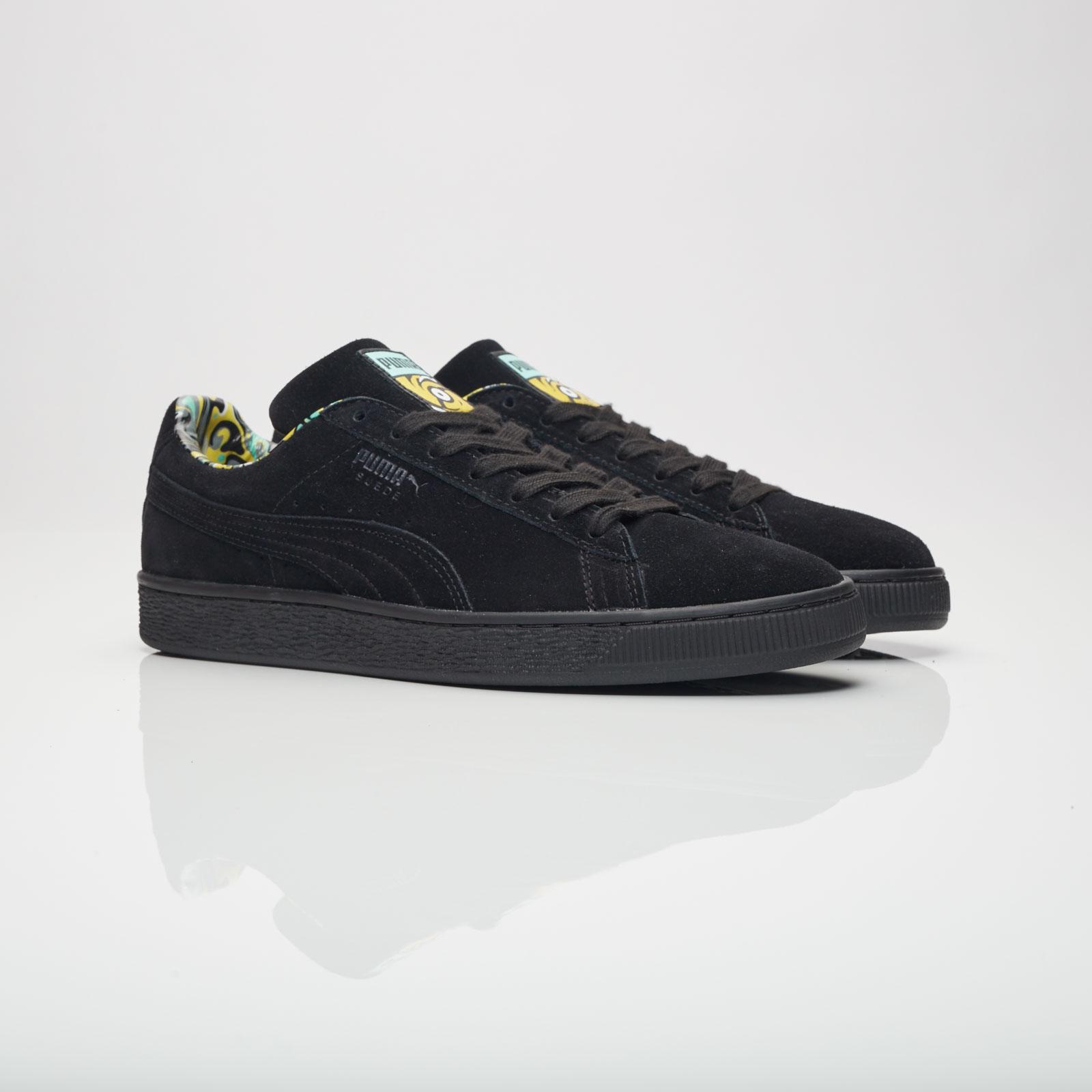 6f43339e6fa8 Puma X Minions Suede - 365668-01 - Sneakersnstuff