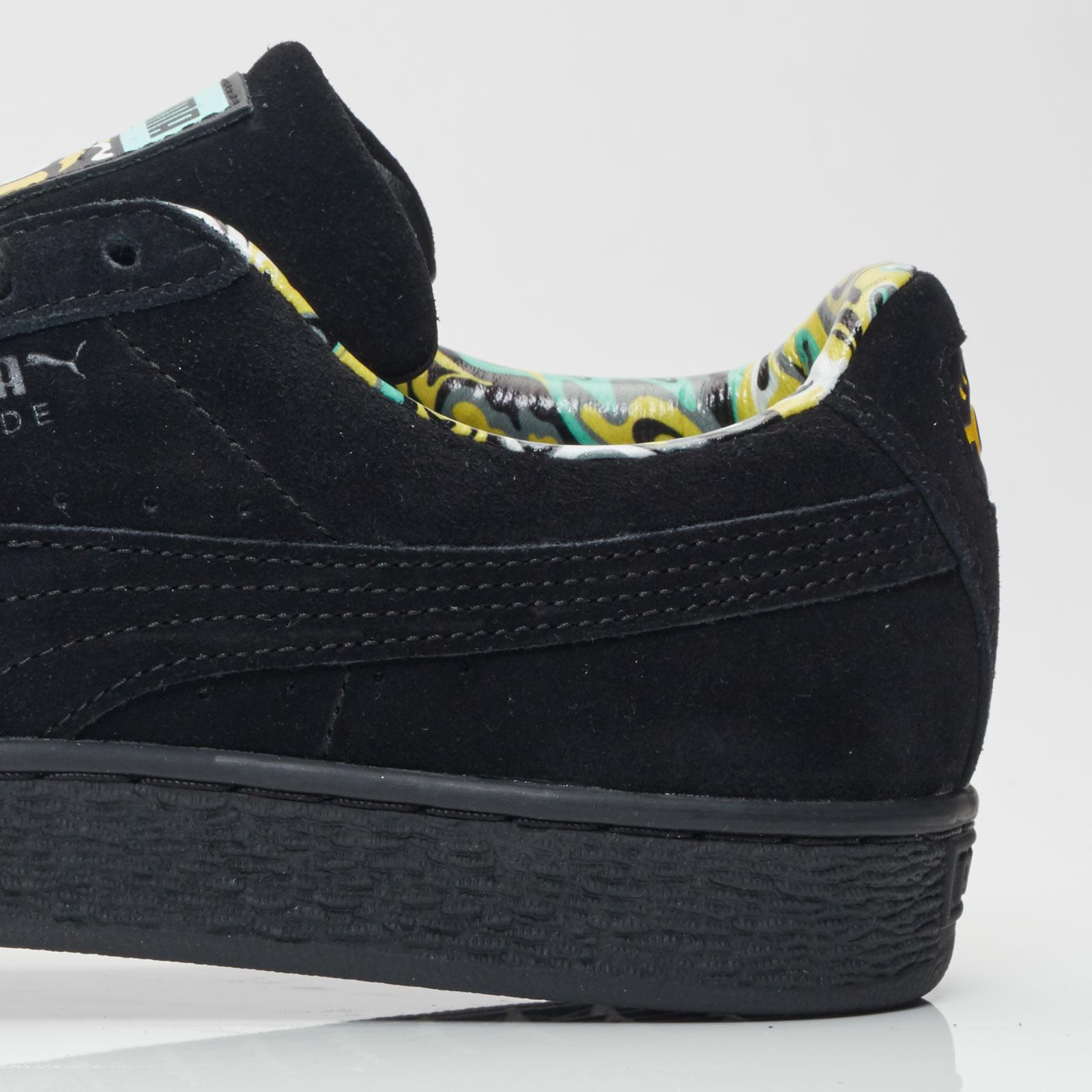c5522e39a05 Puma X Minions Suede - 365668-01 - Sneakersnstuff