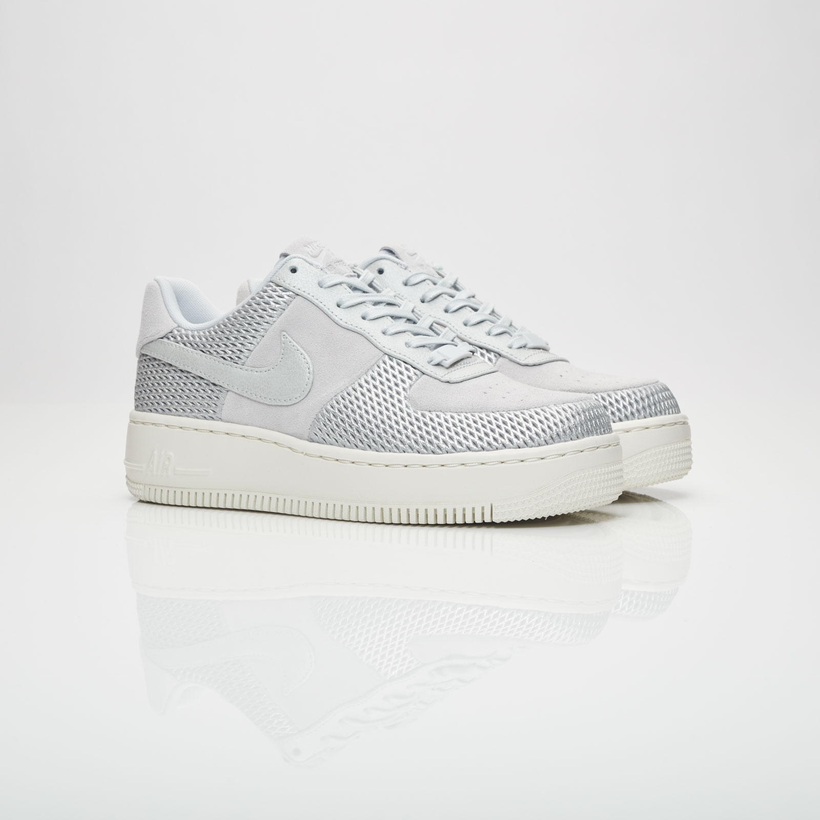 Nike Wmns Air Force 1 Upstep 917590 001 Sneakersnstuff