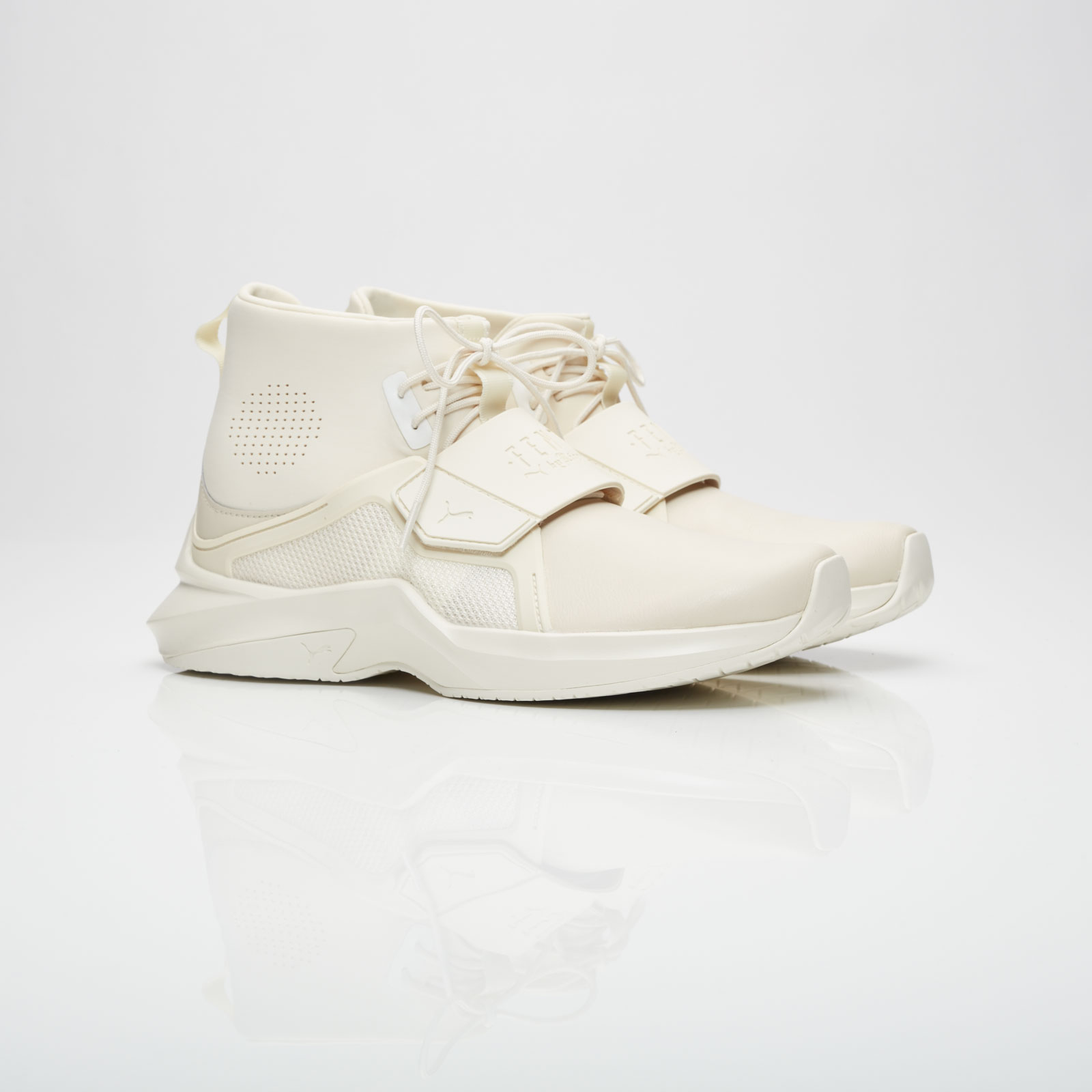 check out b8a15 c98ba Puma Fenty Hi Leather Wns - 190398-04 - Sneakersnstuff ...