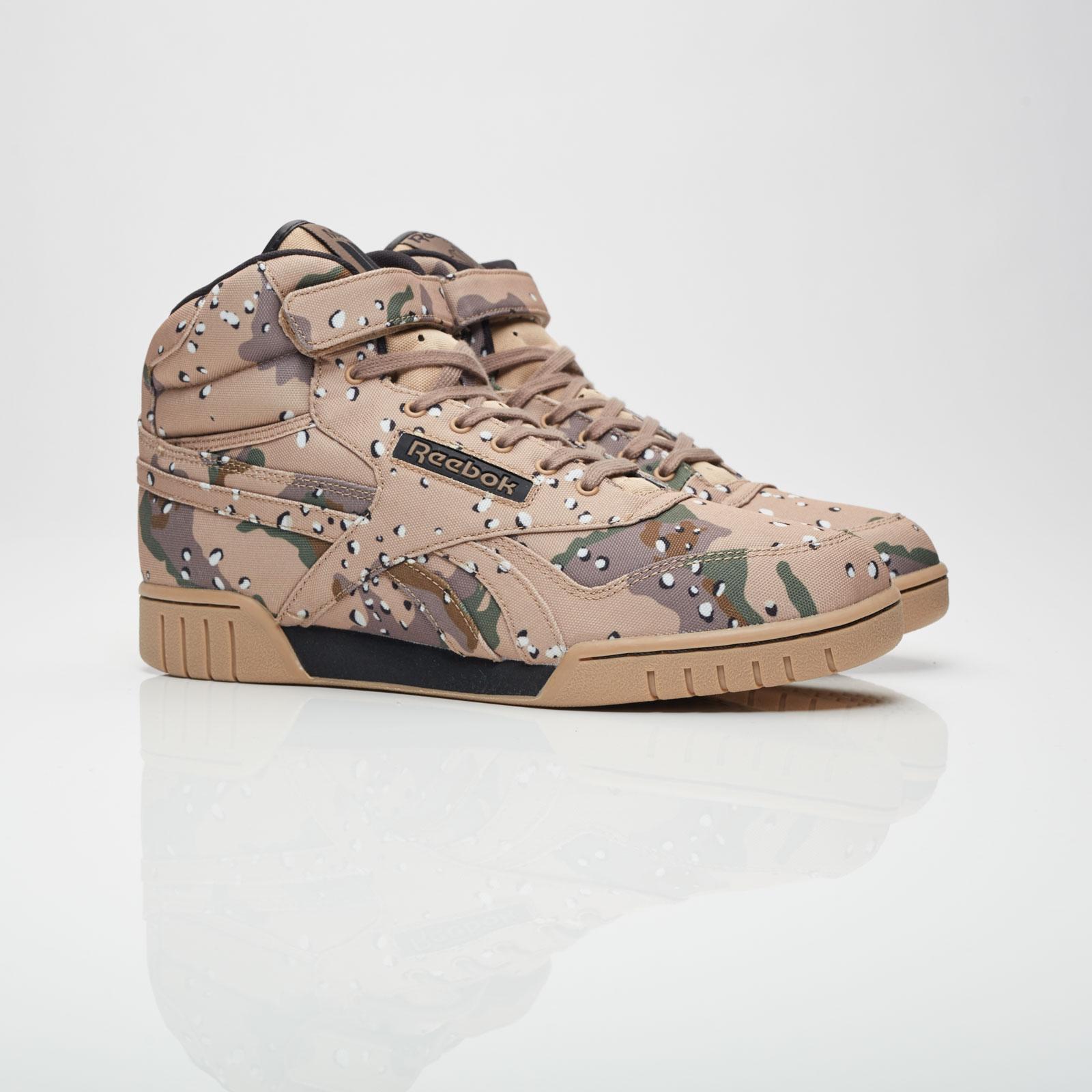 Reebok Major Ex O Fit Hi Bs7311 Sneakersnstuff