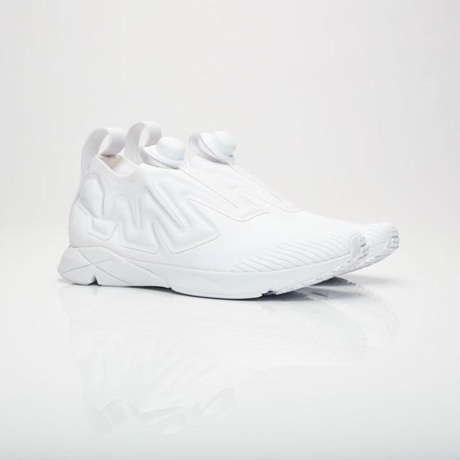 White Pump Supreme Sneakers Reebok T4LygaP1E