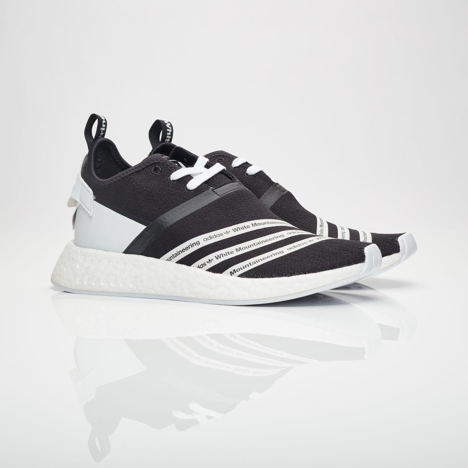 adidas nmd r2 pk da alpinismo cg3648 sneakersnstuff bianco