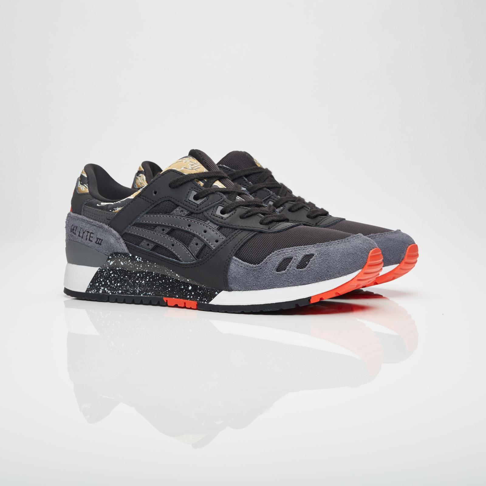 ASICS Tiger Gel-Lyte III - H7y0l-9090 - Sneakersnstuff I Sneakers ...