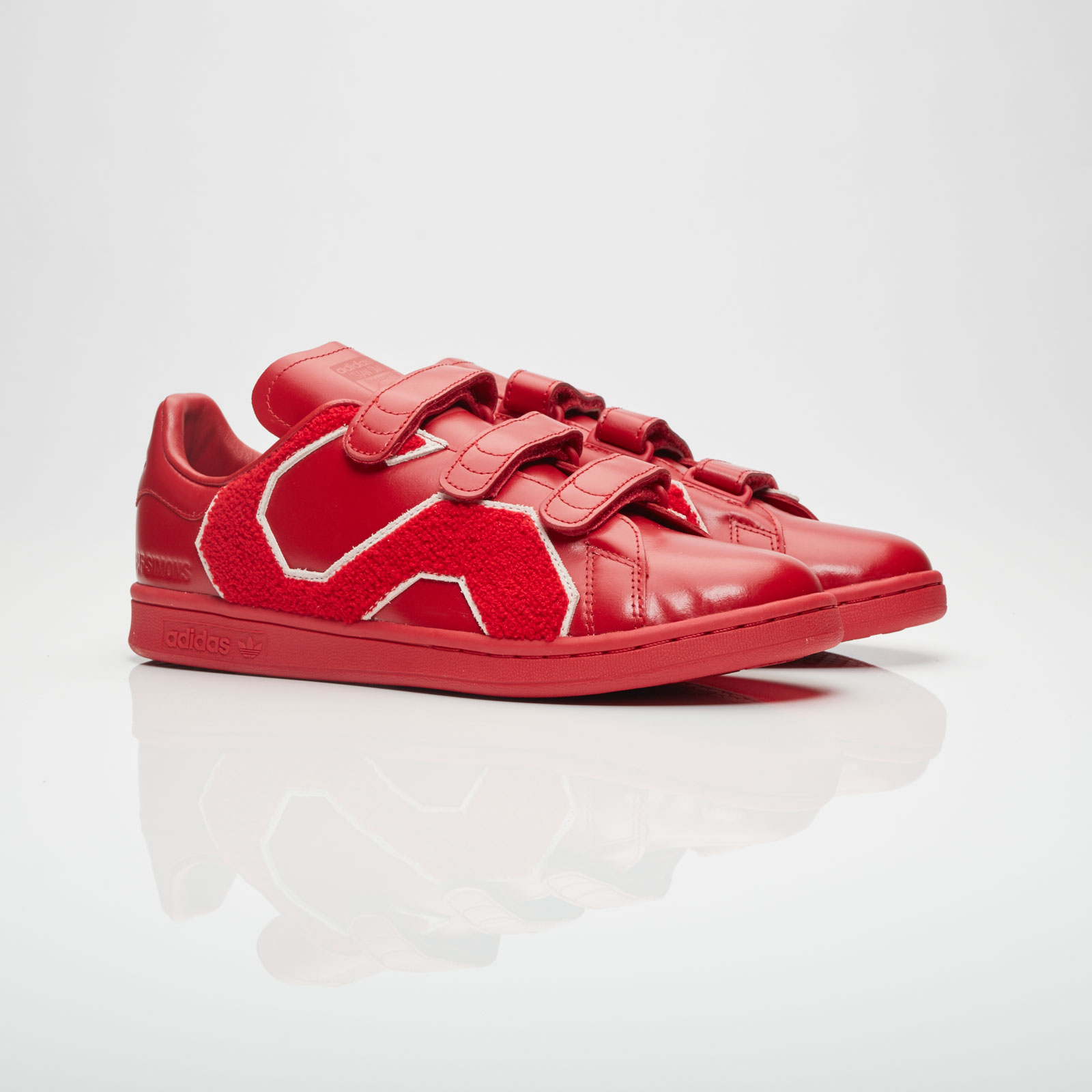 Comfort Badge sneakers - Red adidas by Raf Simons ypPA9Mp