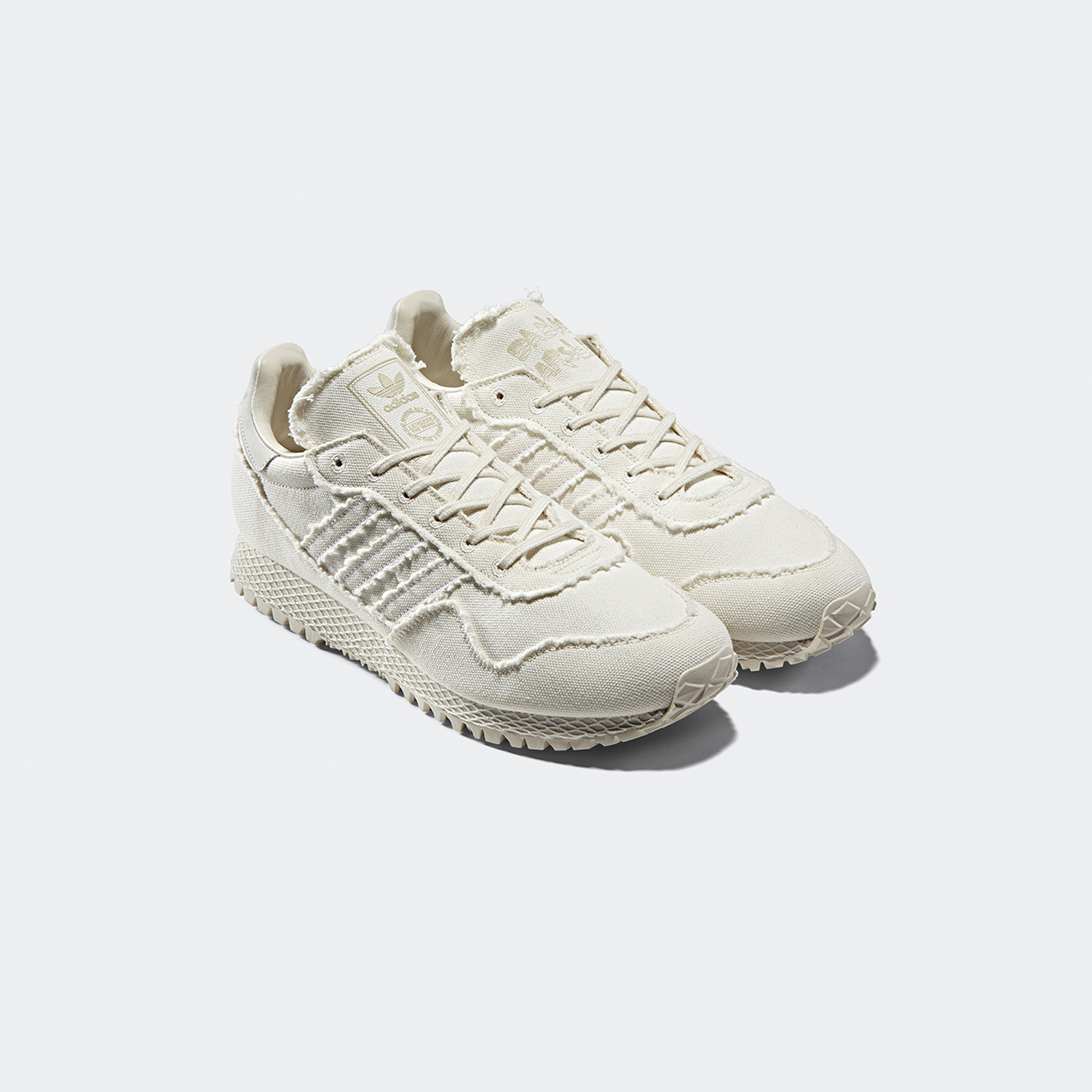 best sneakers 61cdd b7846 adidas Originals New York x Daniel Arsham - 4. Close
