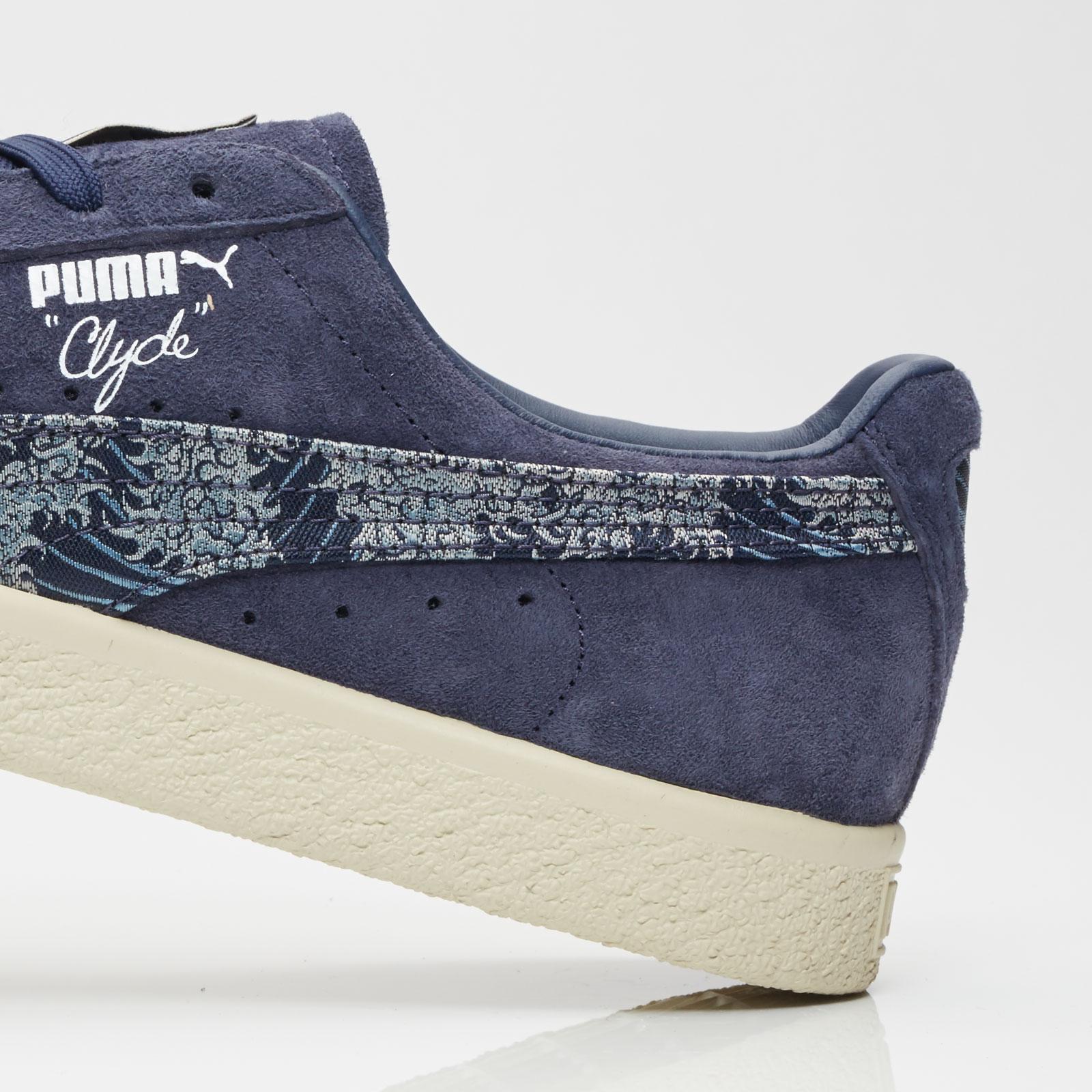 new product dd054 7a82f Puma Puma Clyde Marine FM - 364787-01 - Sneakersnstuff ...