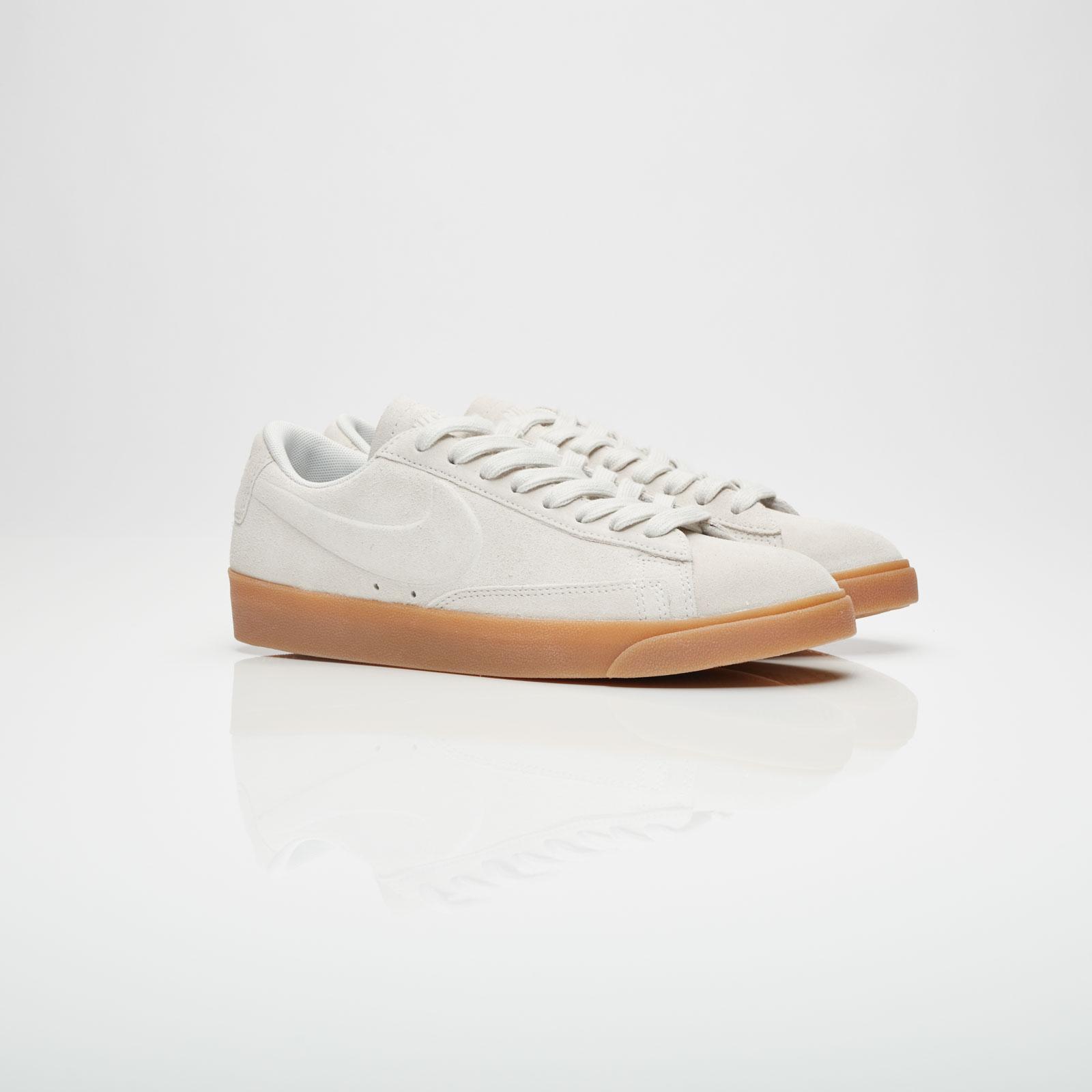 Nike W Blazer Low Sd Noir THH52Dj