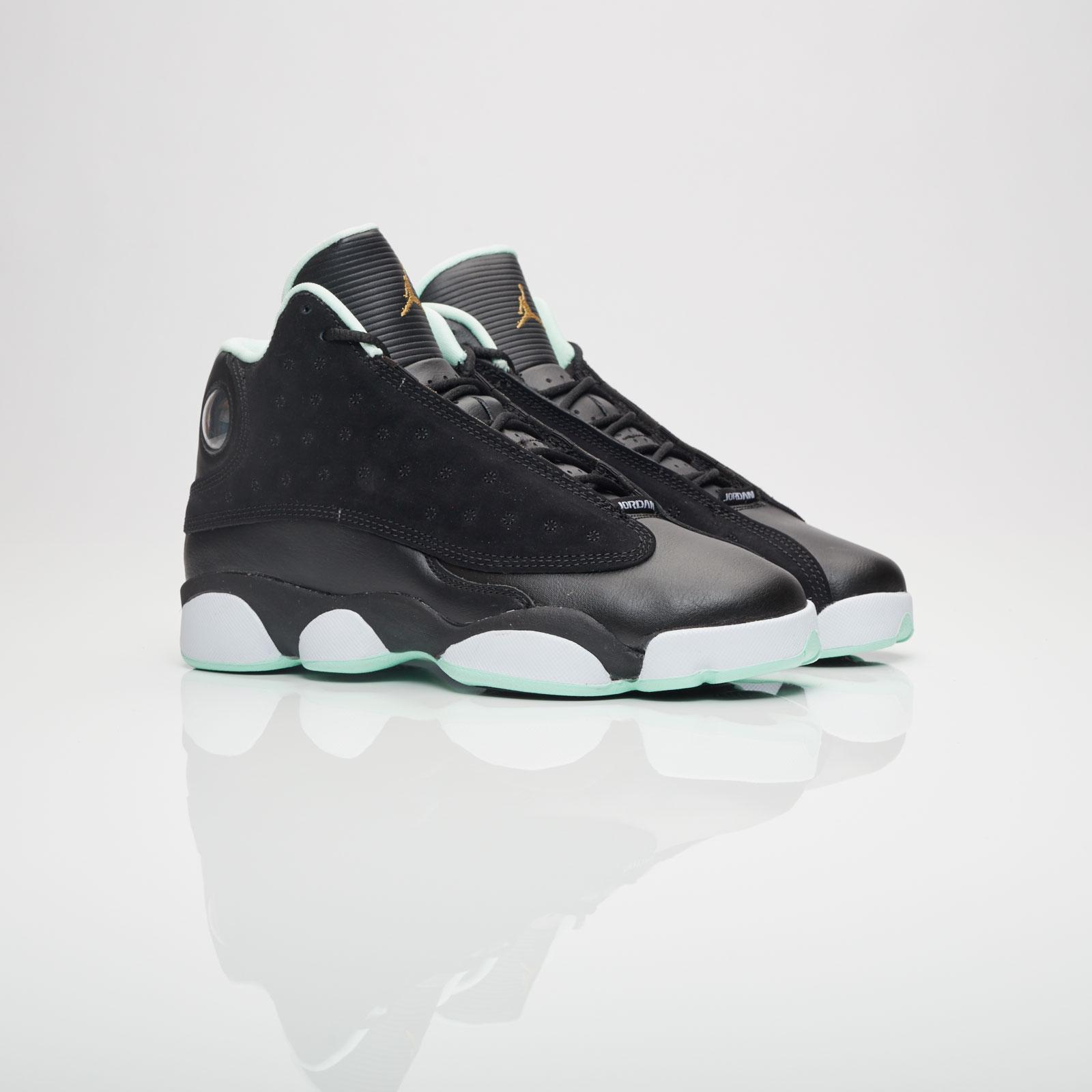 784cf457d56 Jordan Brand Air Jordan 13 Retro (GS) - 439358-015 - Sneakersnstuff ...