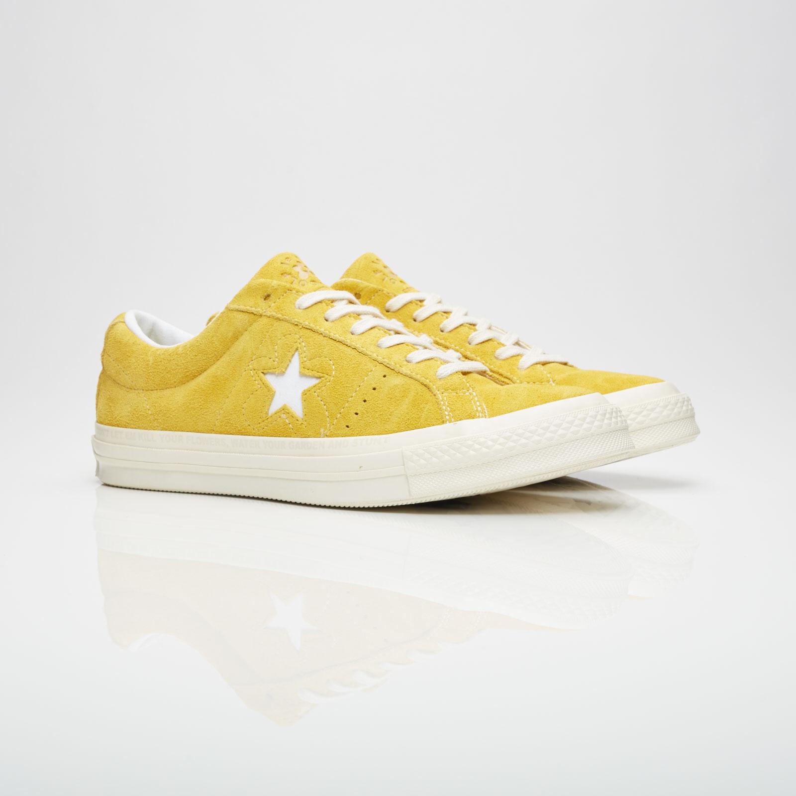 Converse One Star X Golf Le Fleur 159435c Sneakersnstuff
