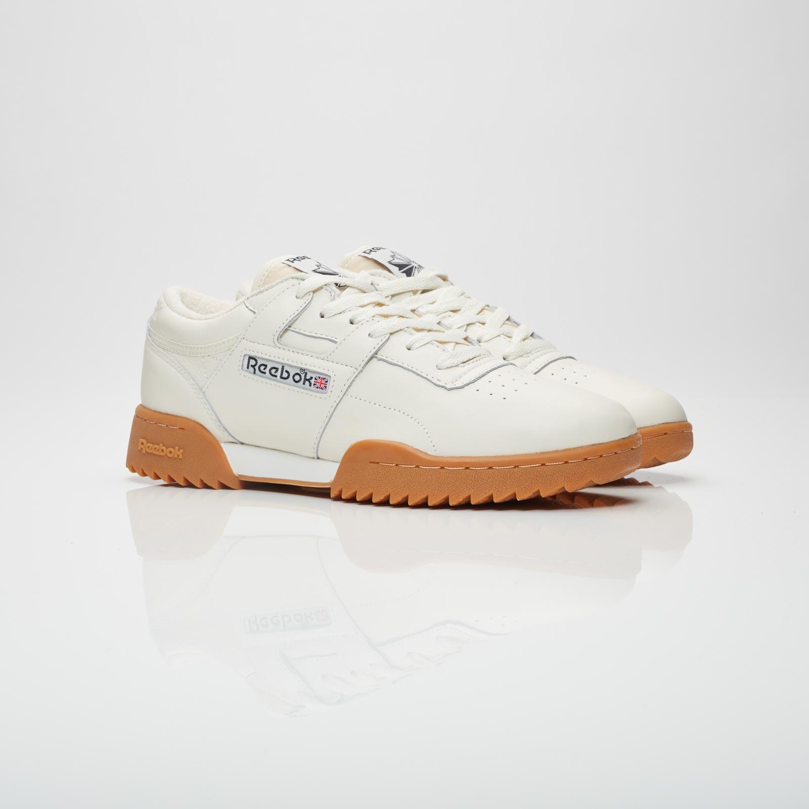 039c26c404c5 Reebok Workout Clean Ripple Vintage - Bs8929 - Sneakersnstuff ...