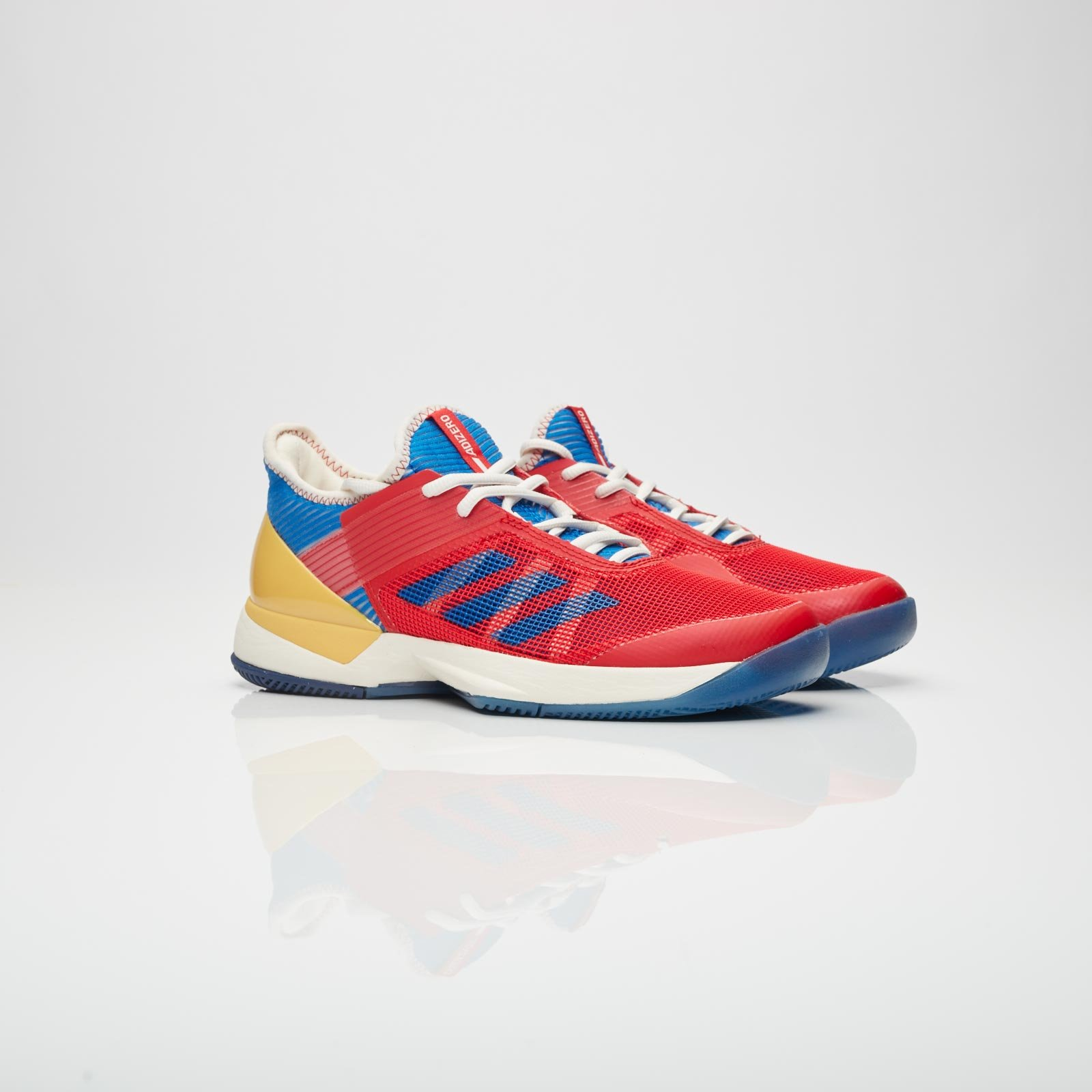 uk availability 9677c 1970a adidas by Pharrell Williams Adizero Ubersonic 3 W PW