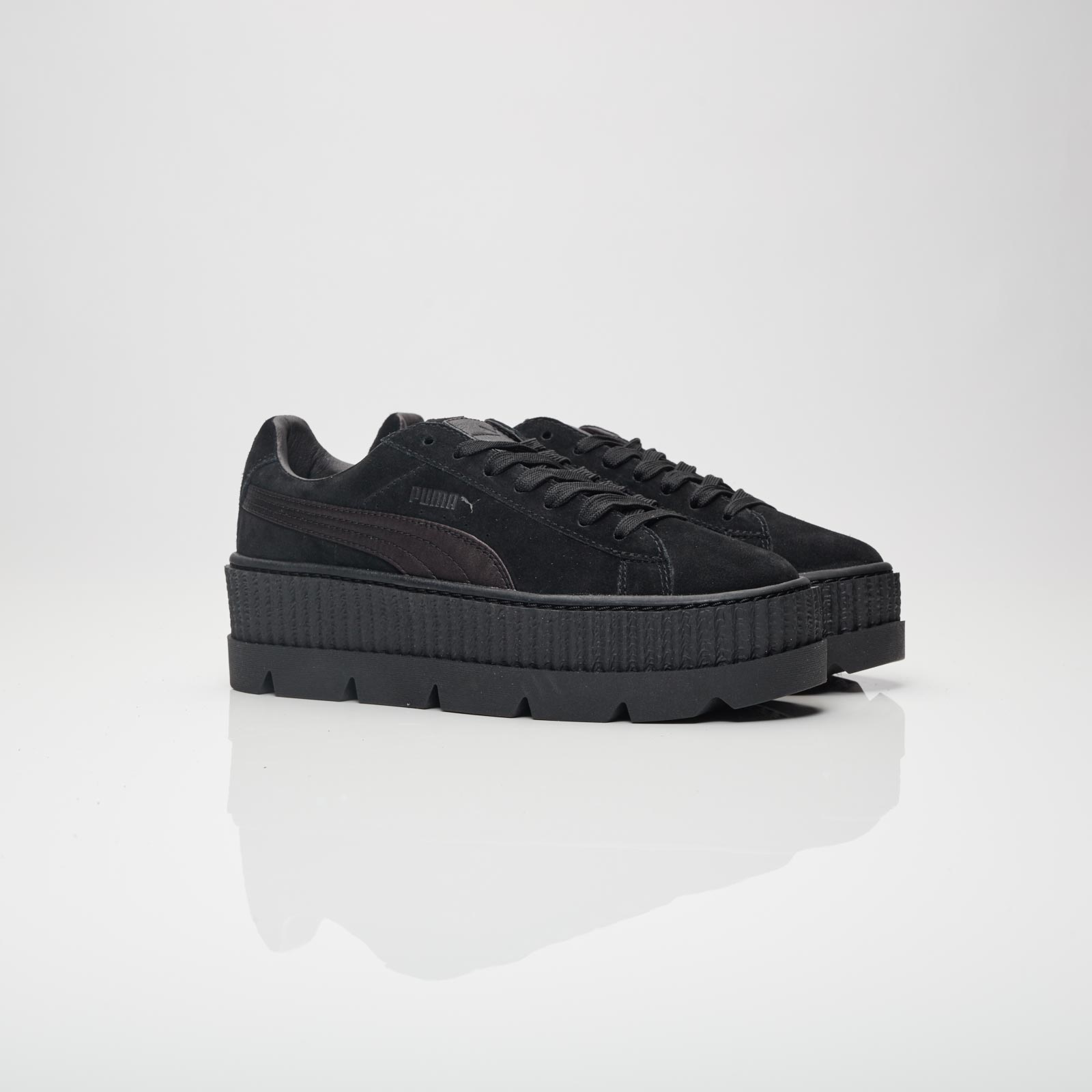 size 40 f61f8 96cf4 Puma Cleated Creeper Suede Wns - 366268-04 - Sneakersnstuff ...