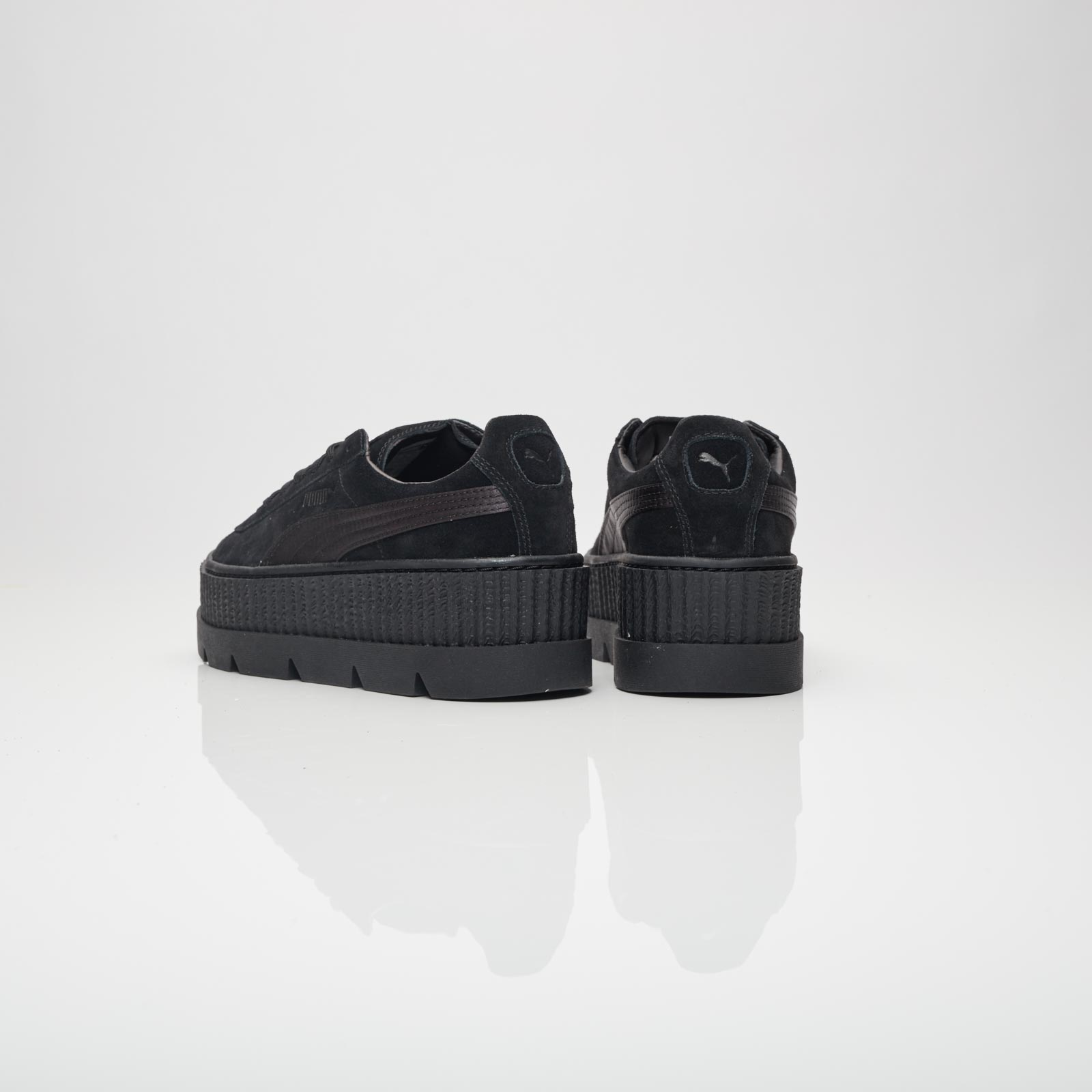 size 40 604b8 561bf Puma Cleated Creeper Suede Wns - 366268-04 - Sneakersnstuff ...