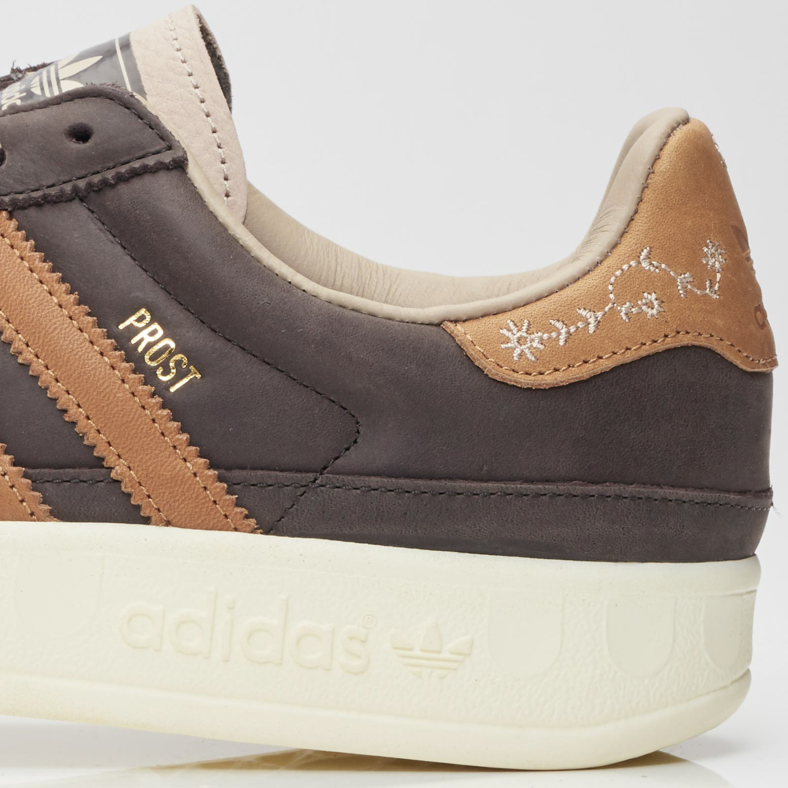 MUNCHEN Klassischer Burgund Adidas Herren Originals