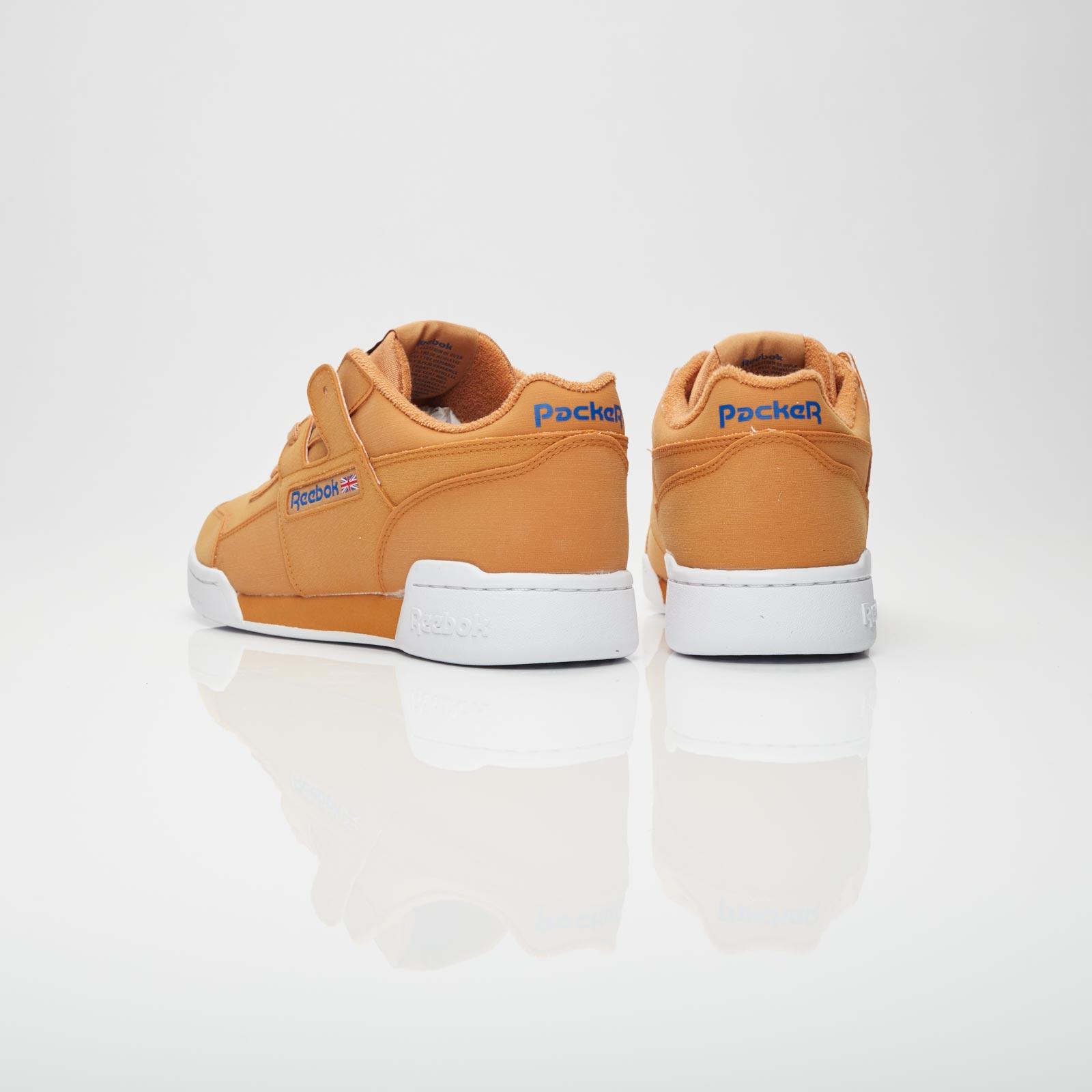 reputable site 8a388 b246a Reebok Workout Lo Plus x Packer - Bs9437 - Sneakersnstuff | sneakers &  streetwear online since 1999