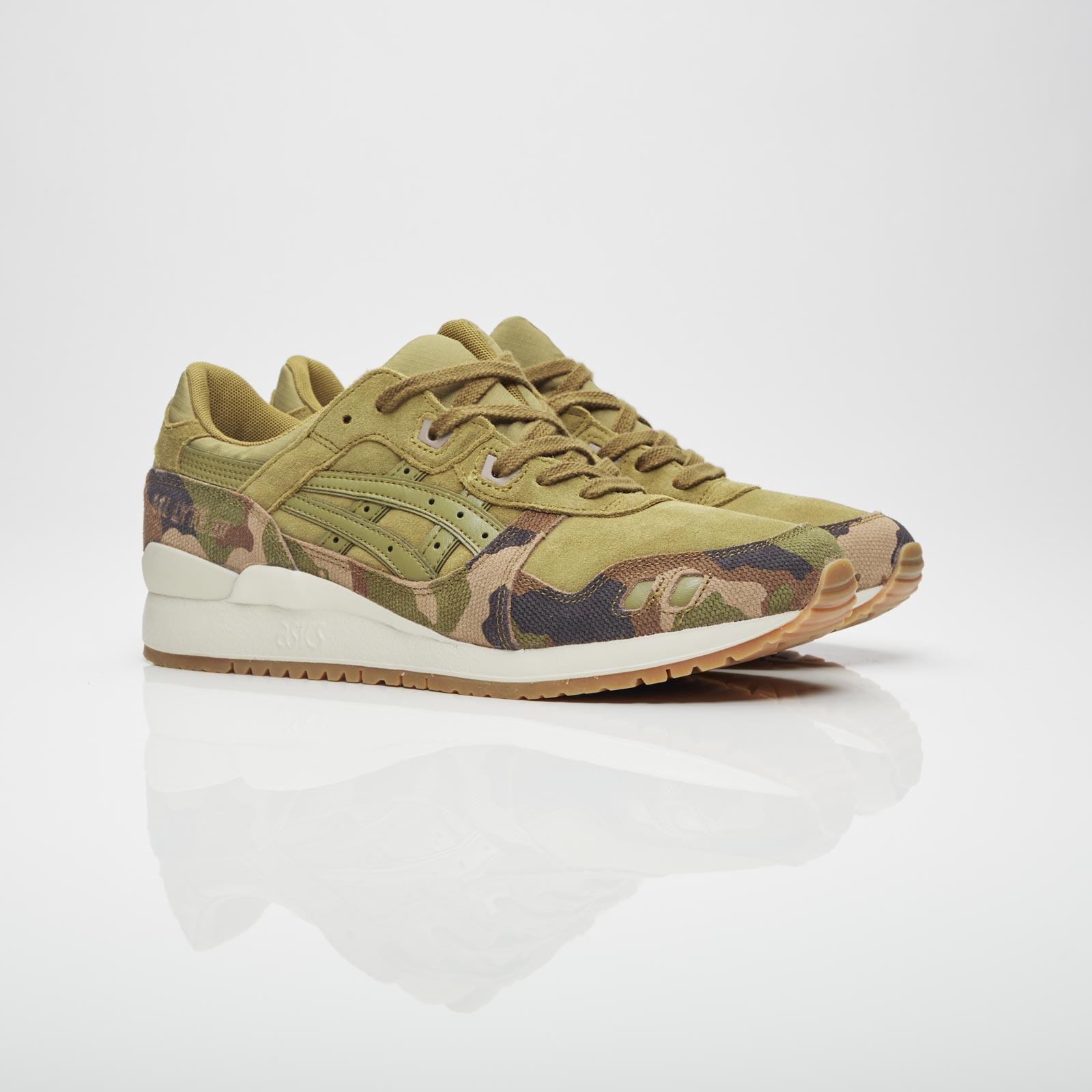 60b296462ecd2 ASICS Tiger Gel-Lyte III - Hl7w0-8686 - Sneakersnstuff | sneakers ...