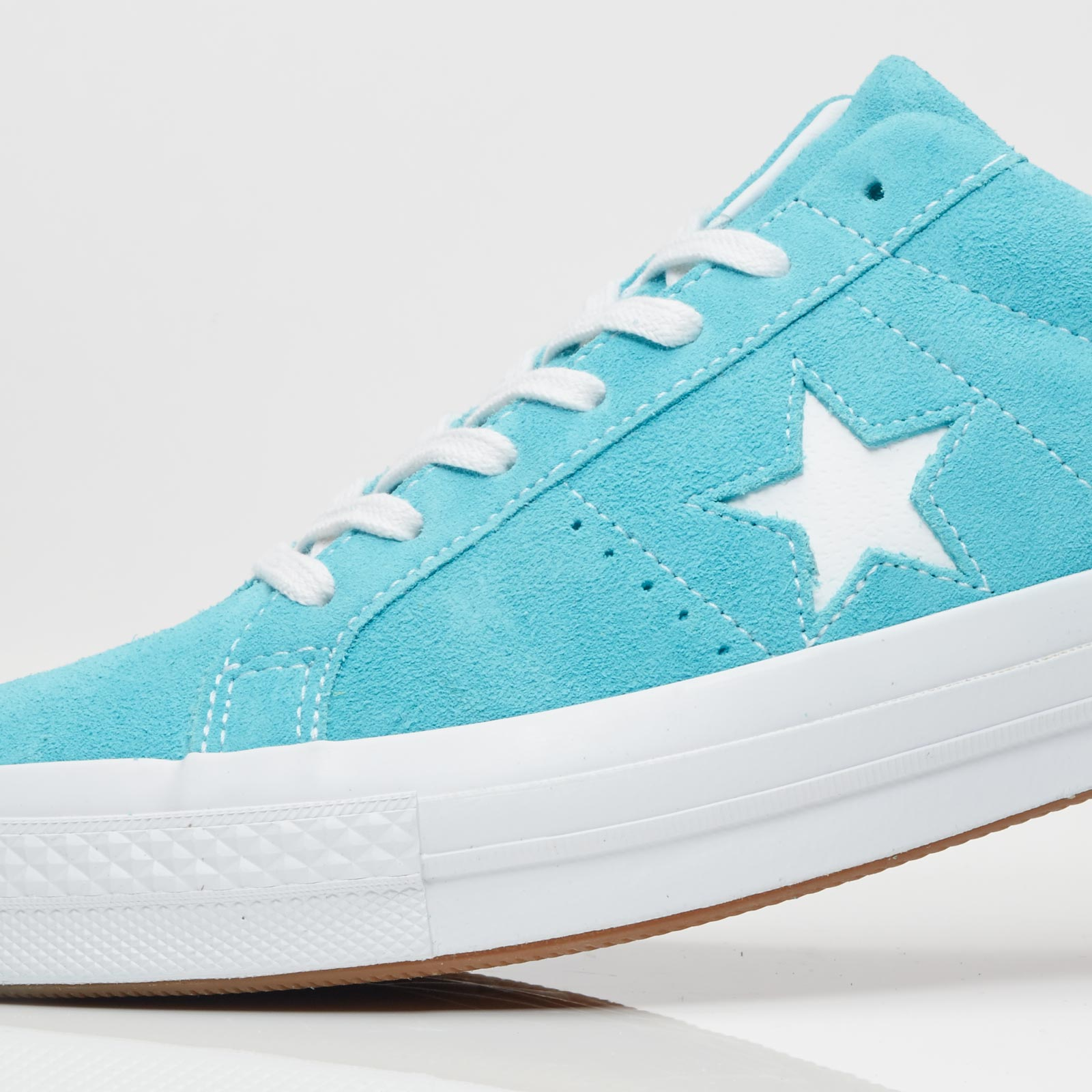converse one star ox blue