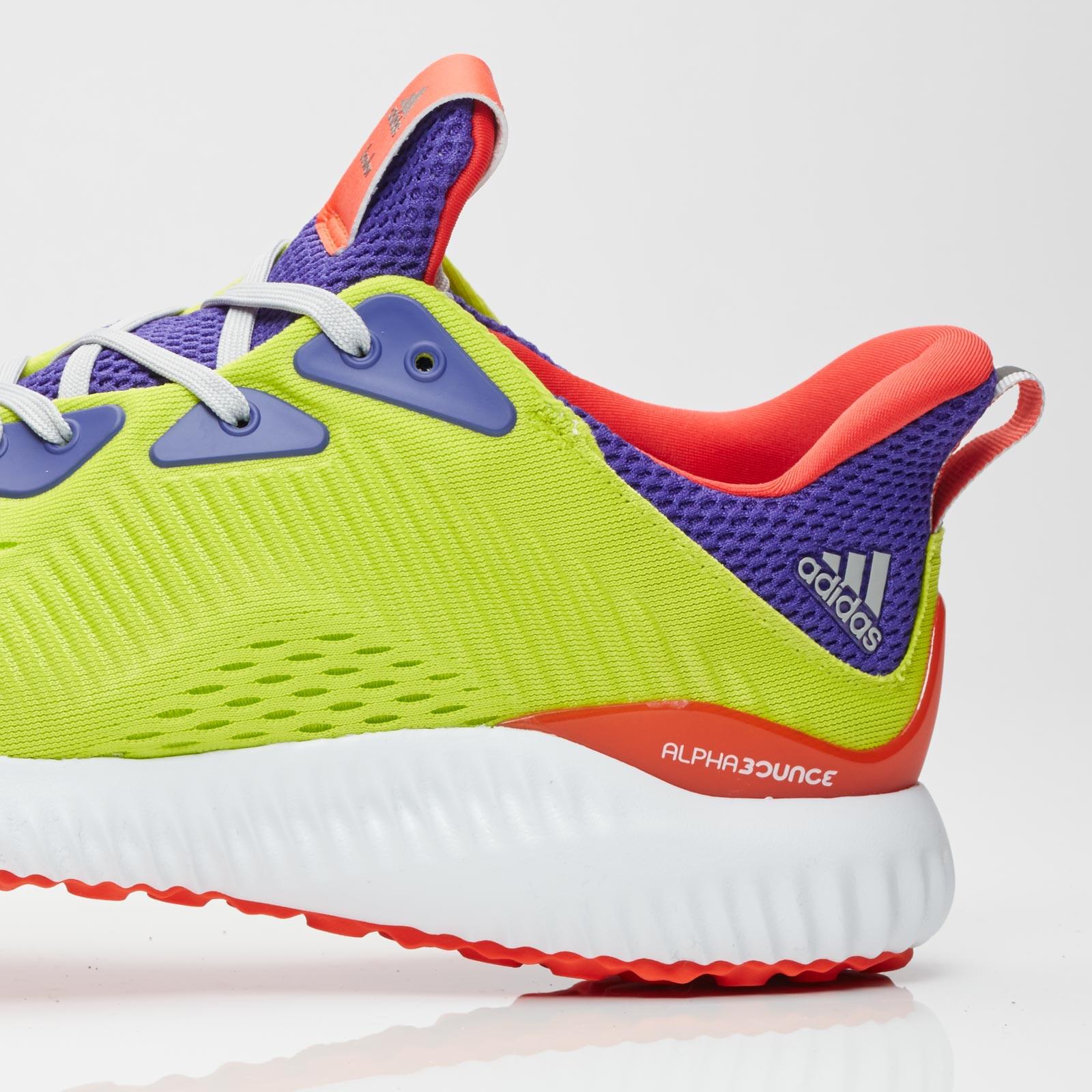 6accf5d68348fe adidas Alphabounce 1 Kolor M - Cq0303 - Sneakersnstuff