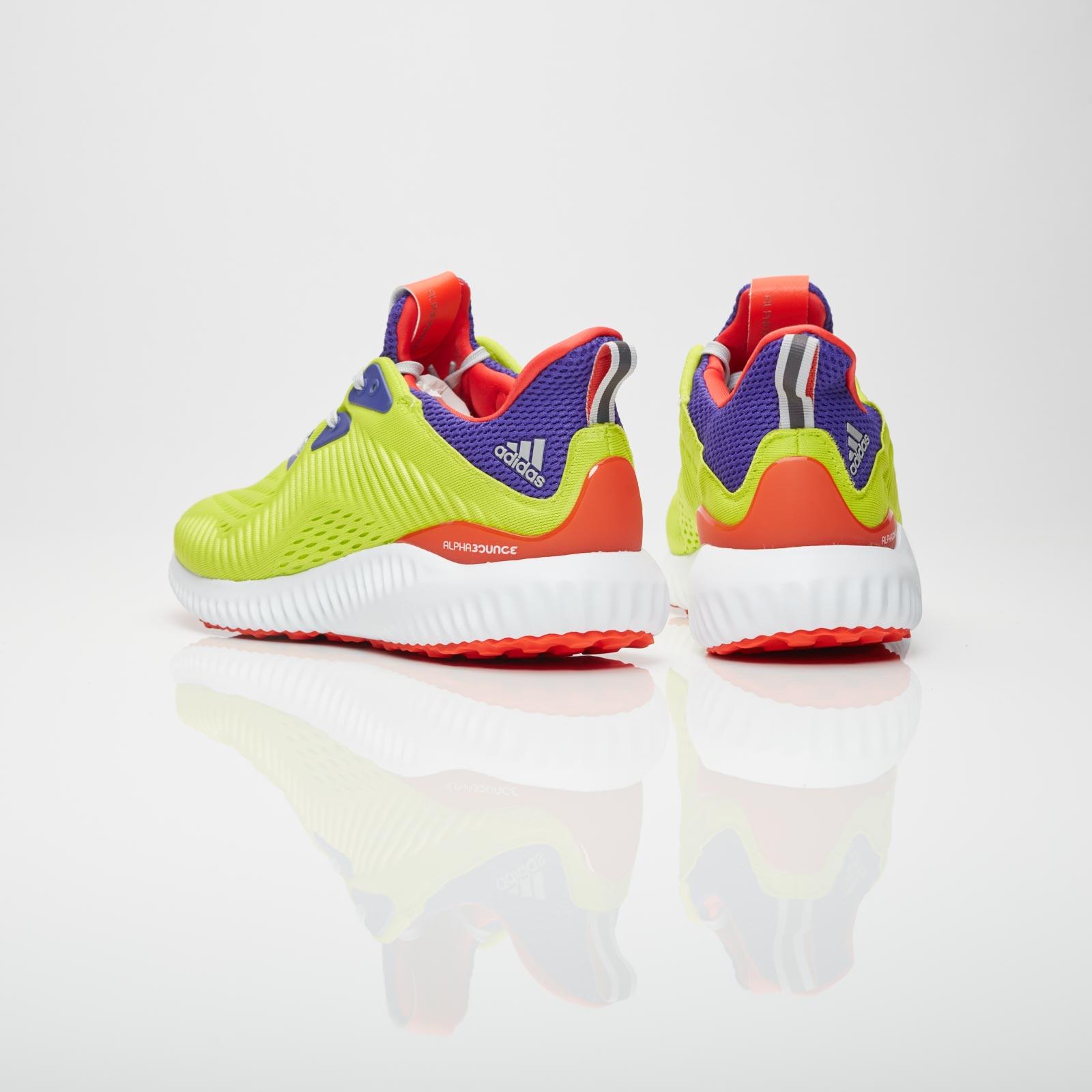 adidas Alphabounce 1 Kolor M Cq0303 Basketsnstuff Baskets