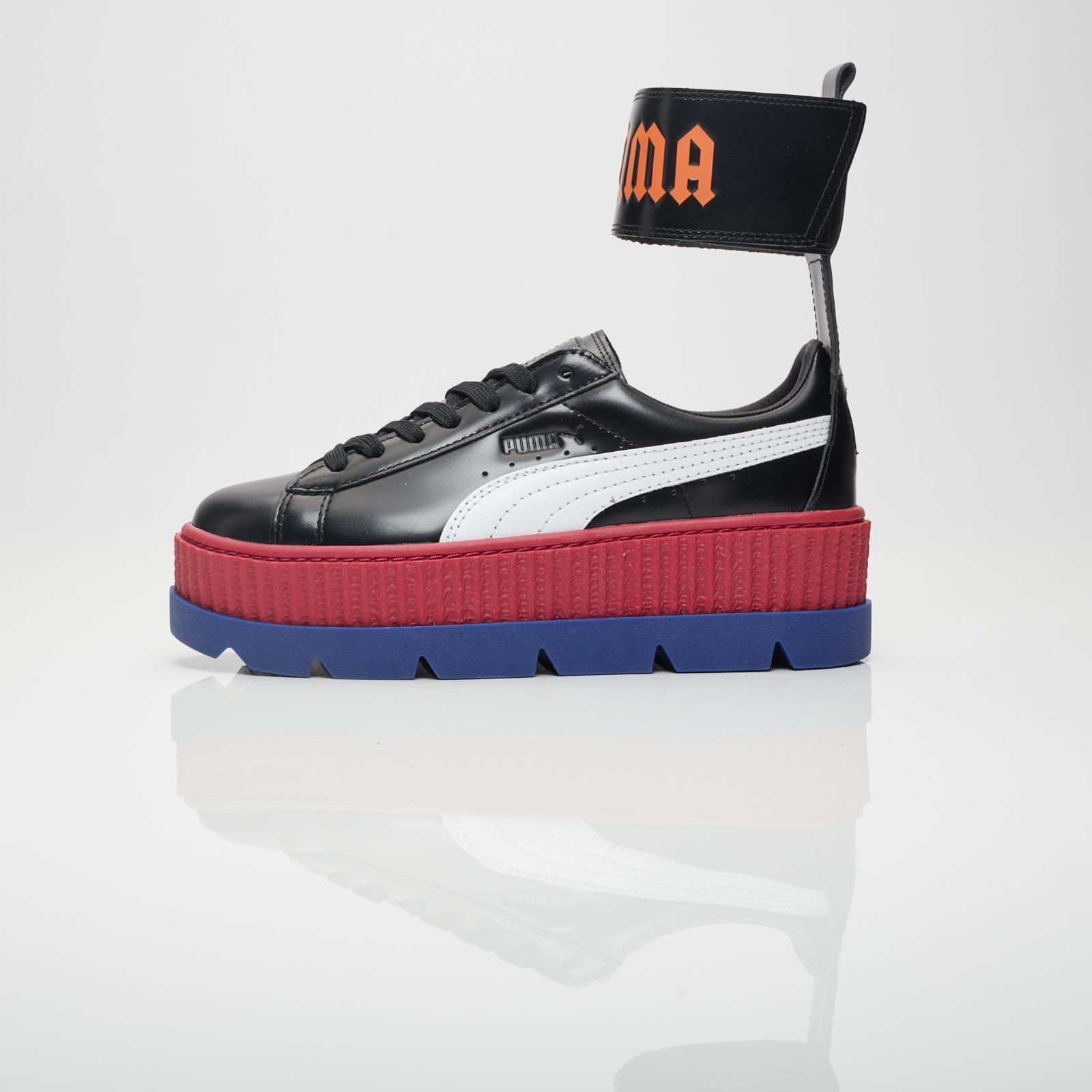 newest 56ee0 53b6c Puma Ankle Strap Sneaker Wns - 366264-01 - Sneakersnstuff ...