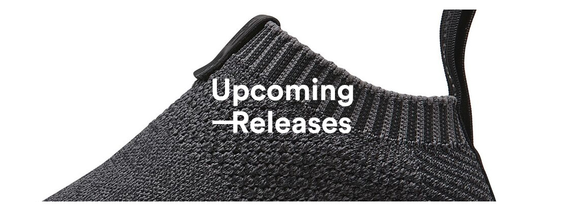 Upcoming Releases