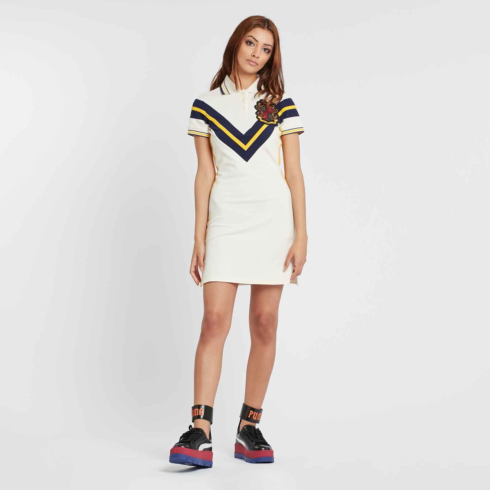 Fenty Puma By Rihanna Varsity Tennis Dress