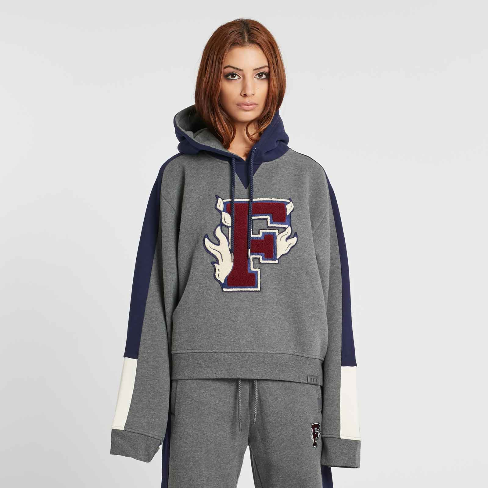 71e1f7df94a8 Puma Hooded Panel Sweatshirt - 575829-01 - Sneakersnstuff