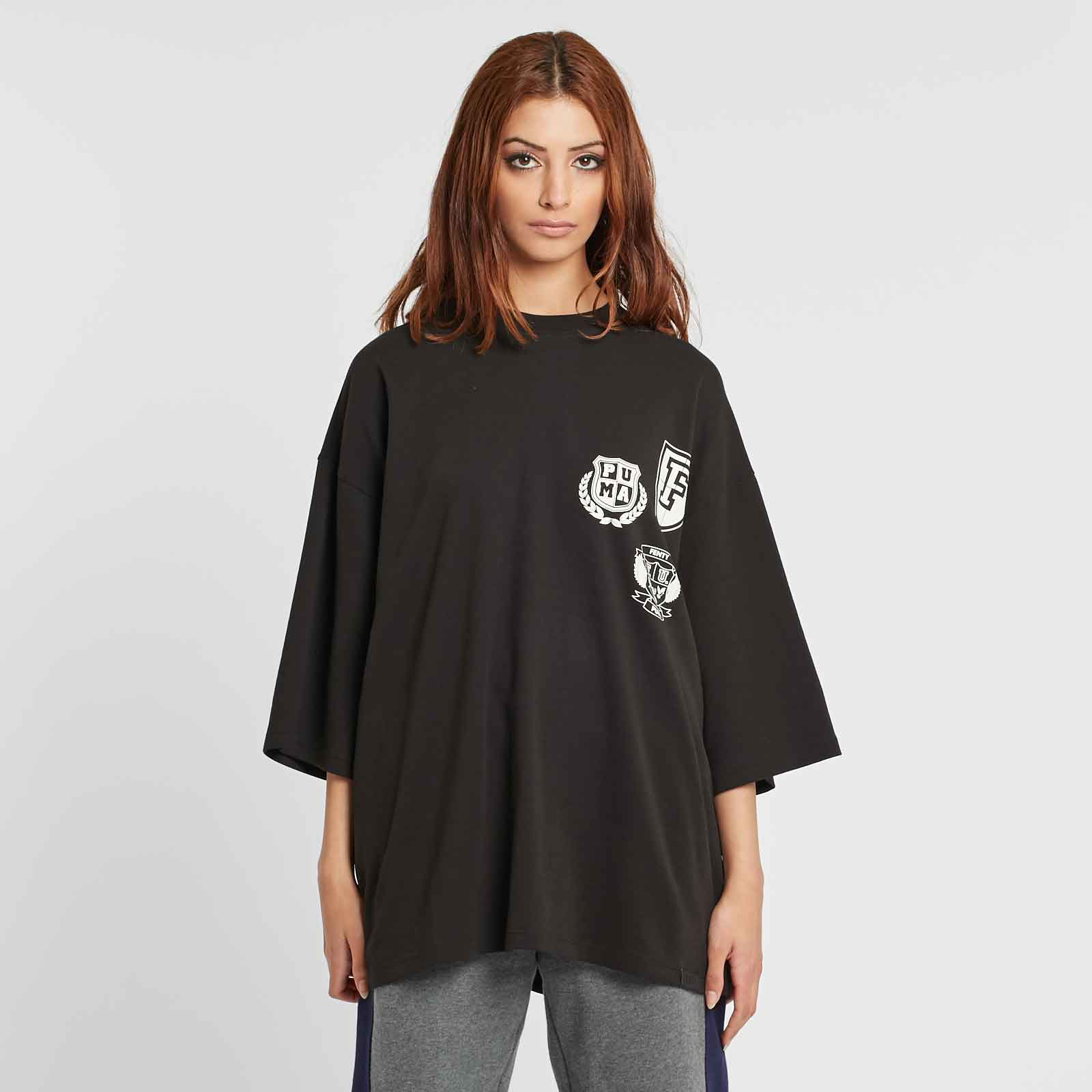 reputable site f5acf 18a13 Puma Ss Crew Neck Tee - 575876-01 - Sneakersnstuff ...